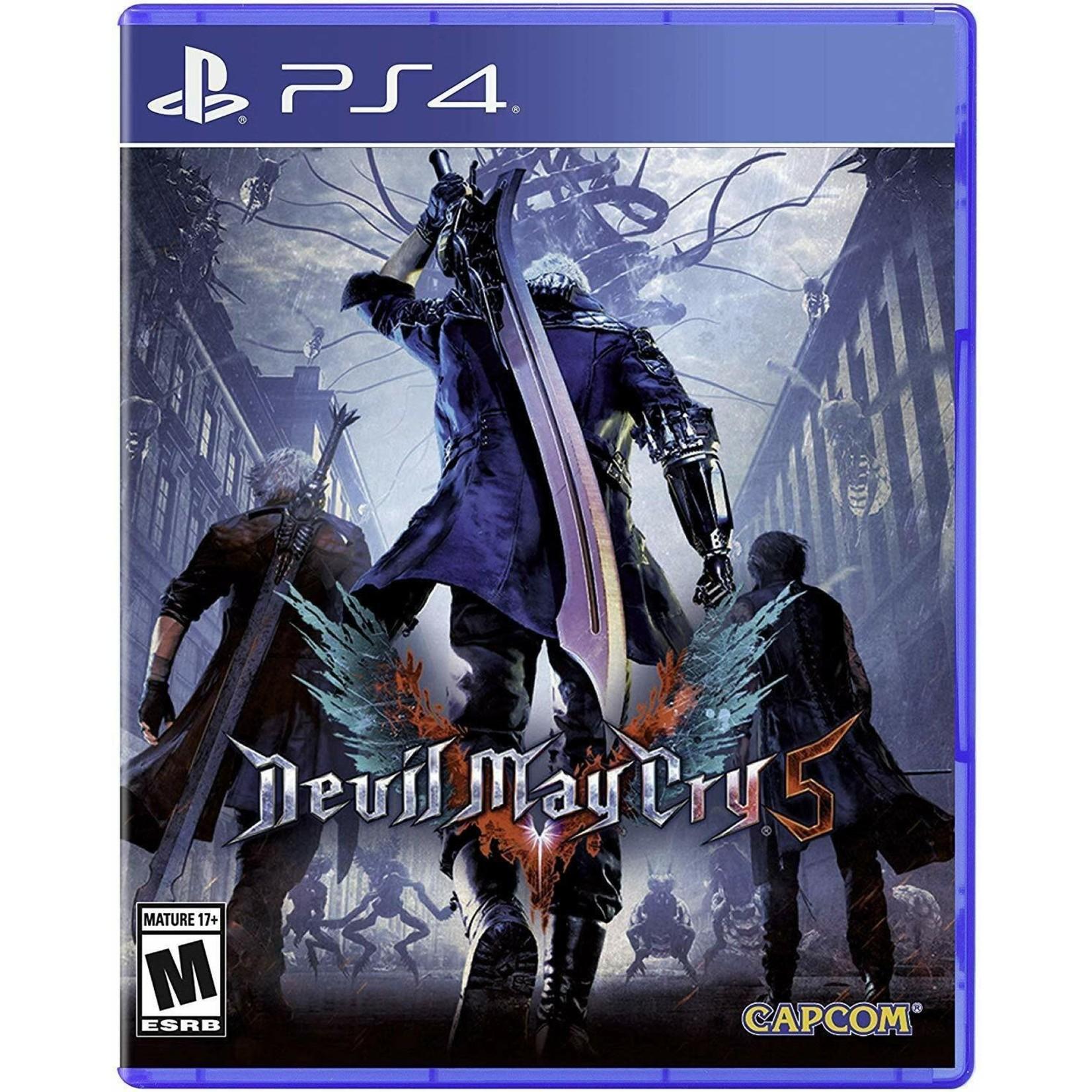 PS4U-DEVIL MAY CRY 5