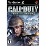 PS2U-CALL OF DUTY FINEST HOUR