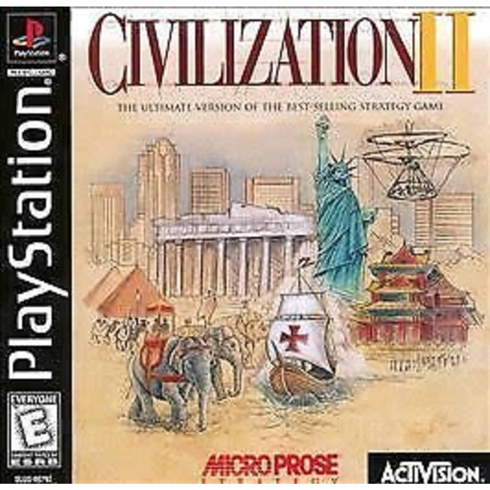 PS1U-Civilization II
