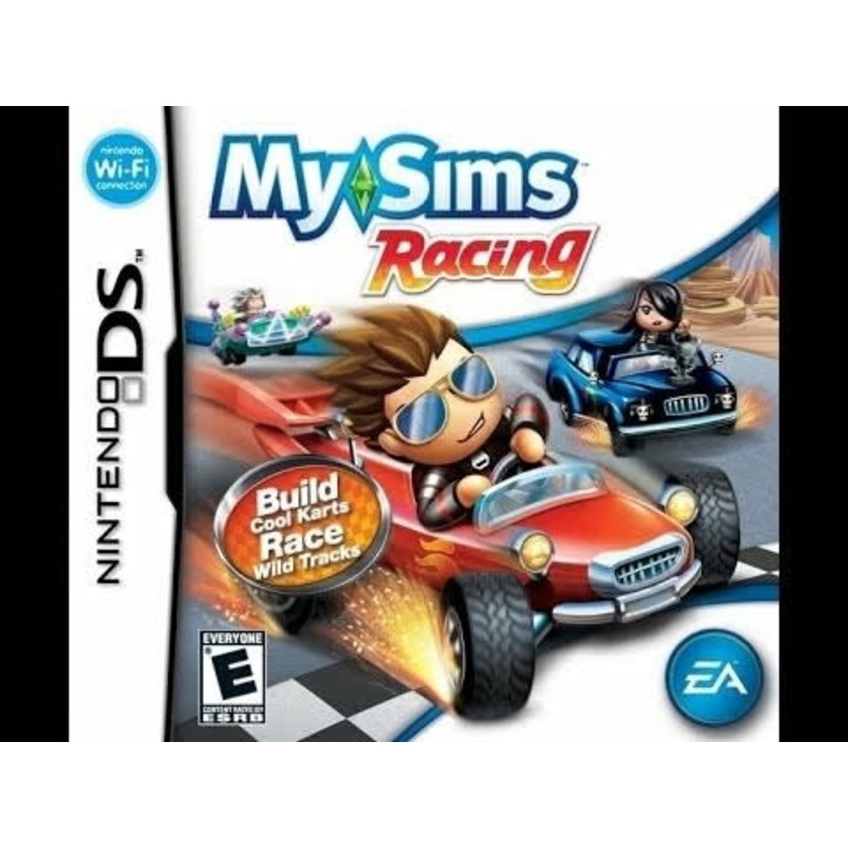 DSU-My Sims Racing
