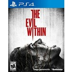 PS4U-THE EVIL WITHIN
