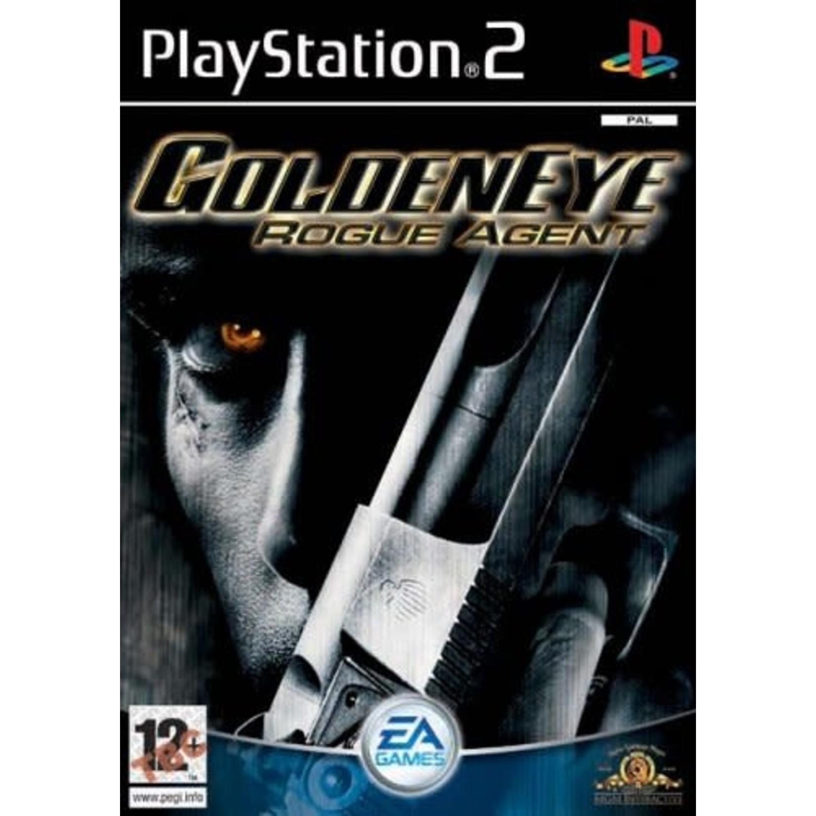 PS2U-007 GoldenEye Rogue Agent