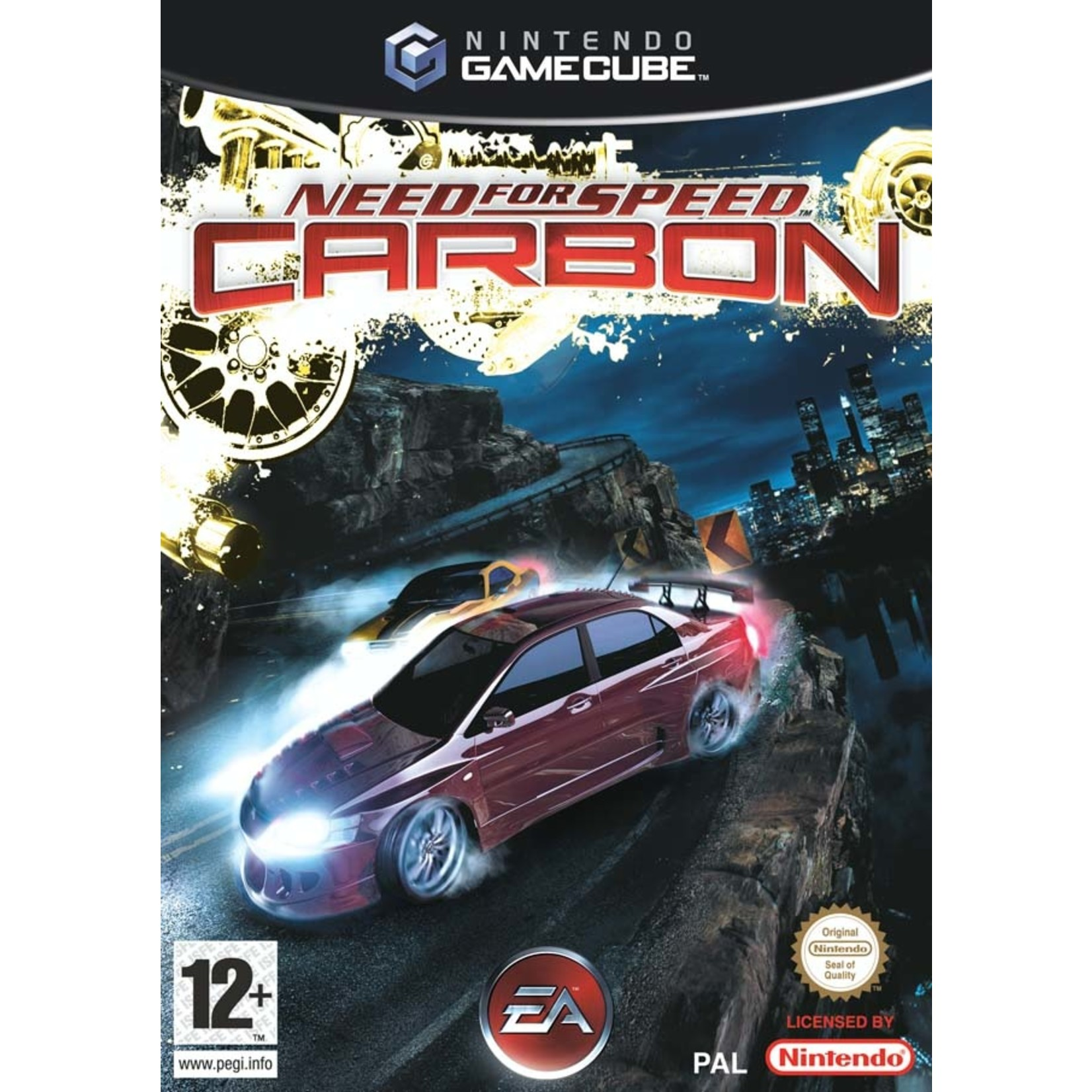 GCU-NEED FOR SPEED CARBON