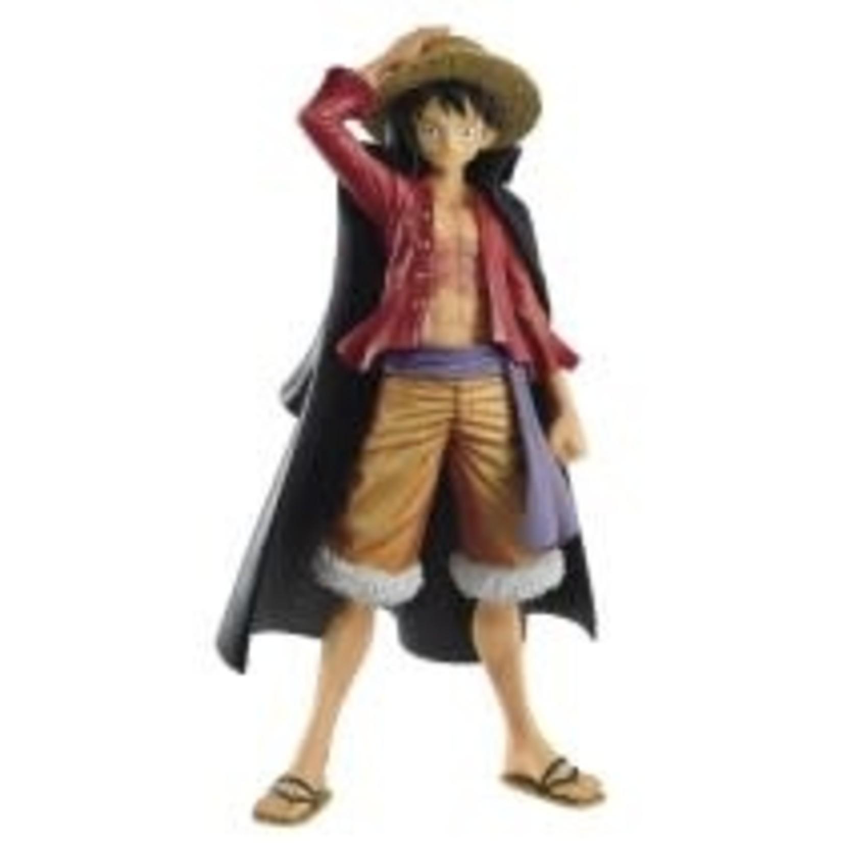 FIGURE-One Piece The Grandline Men Monky D Luffy Vol. 11