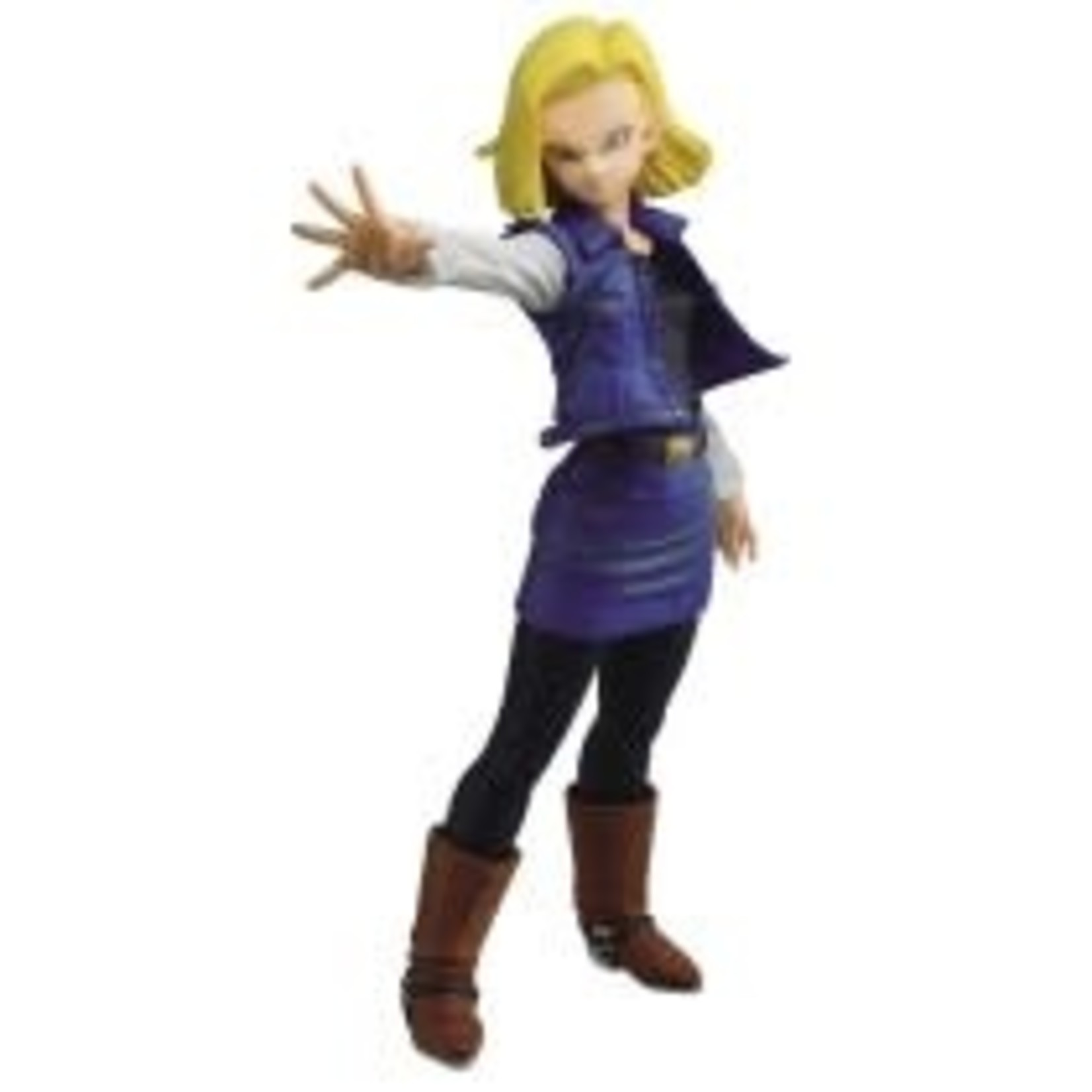 FIGURE-Dragon Ball Z Match Makers Android 18