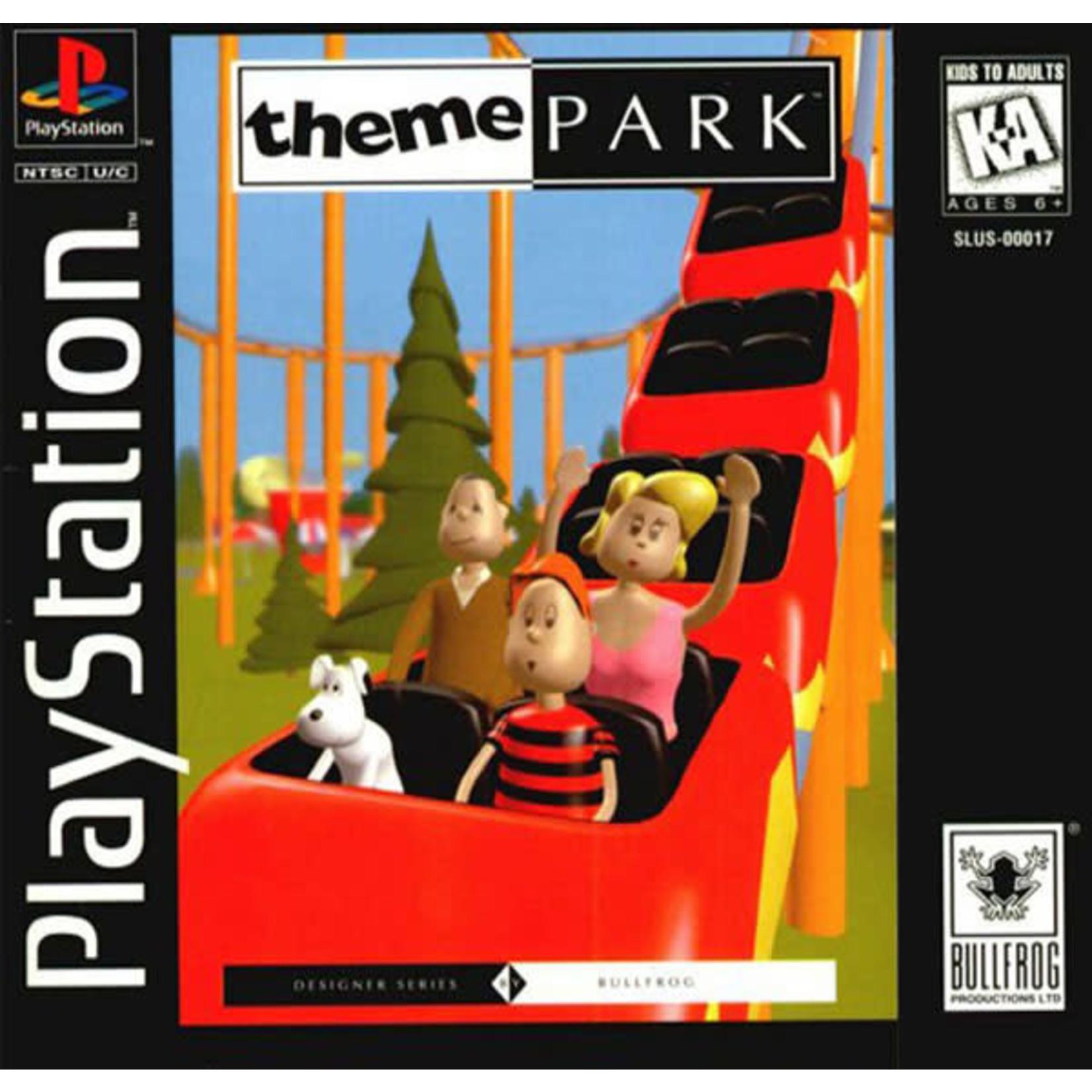 PS1U-Theme Park