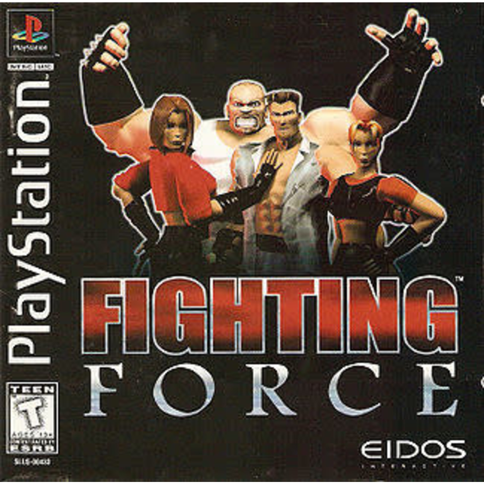 PS1U-Fighting Force