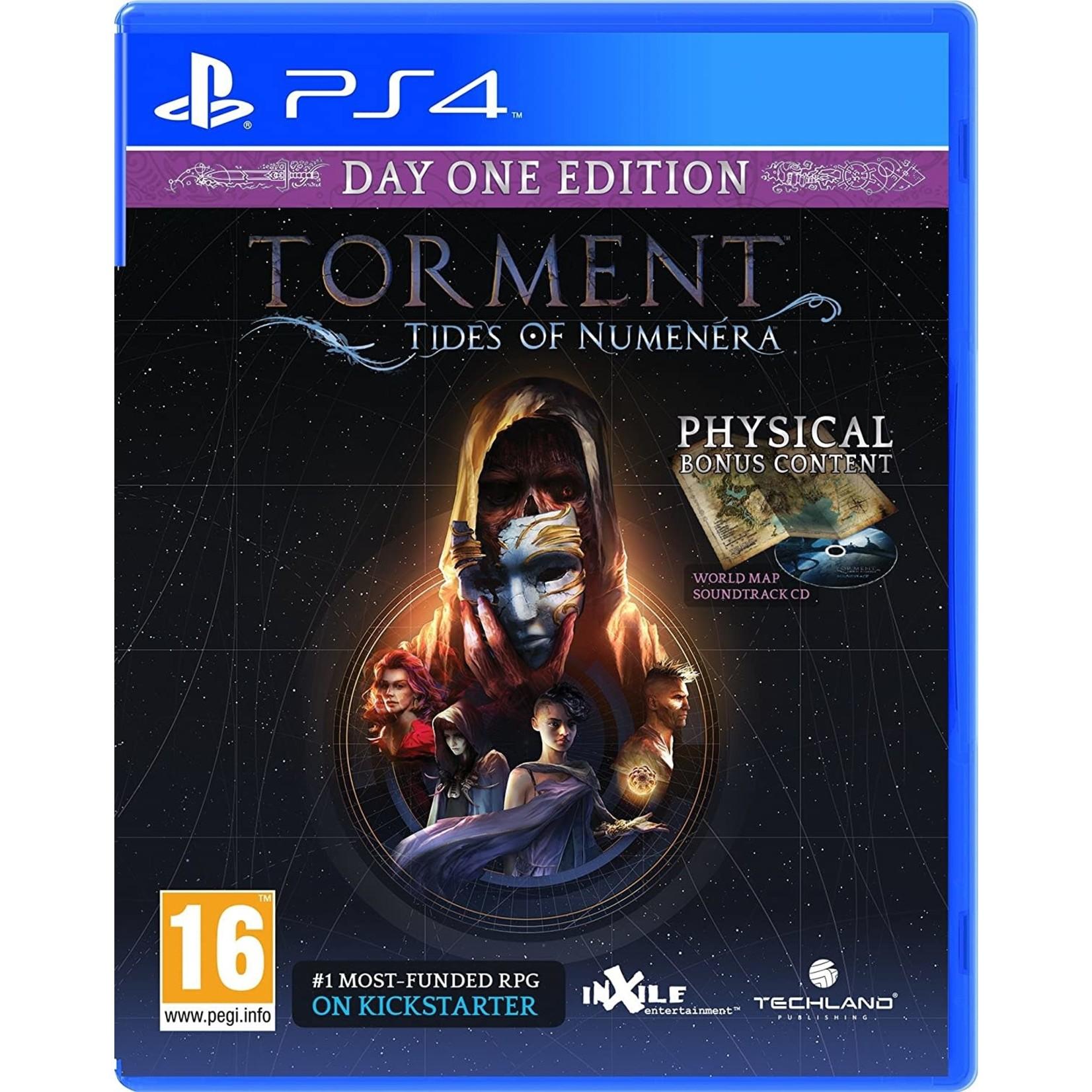 PS4-Torment Tides of Numera