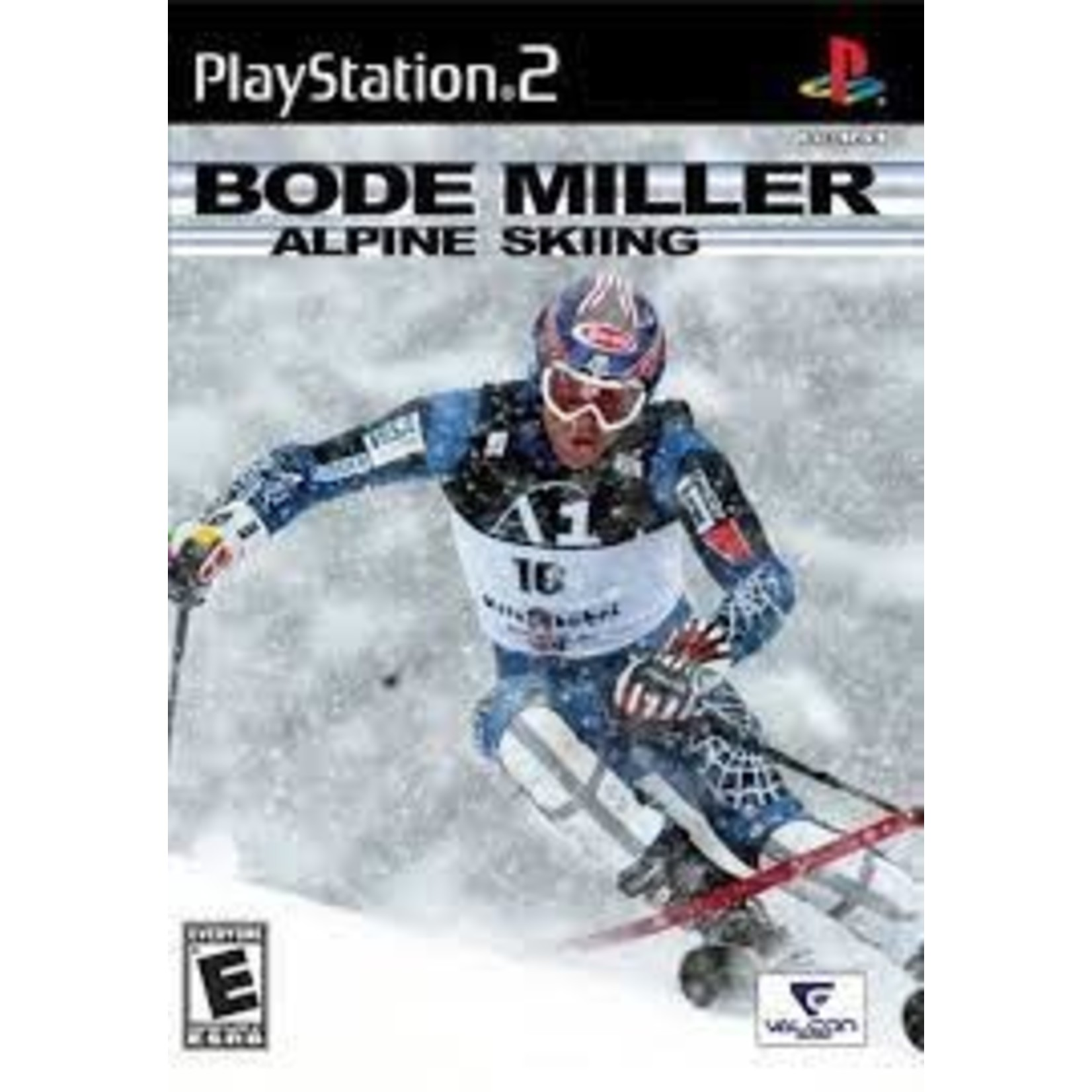 PS2U-Bode Miller Alpine Skiing
