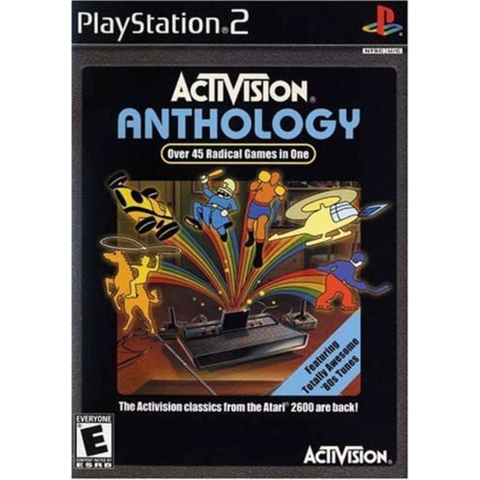 PS2U-Activision Anthology