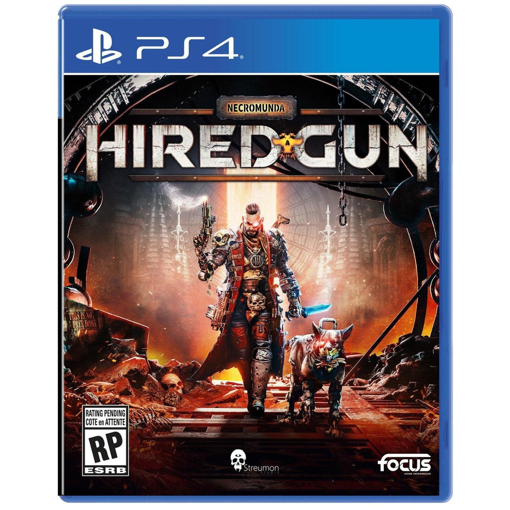 PS4U-Necromunda Hired Gun