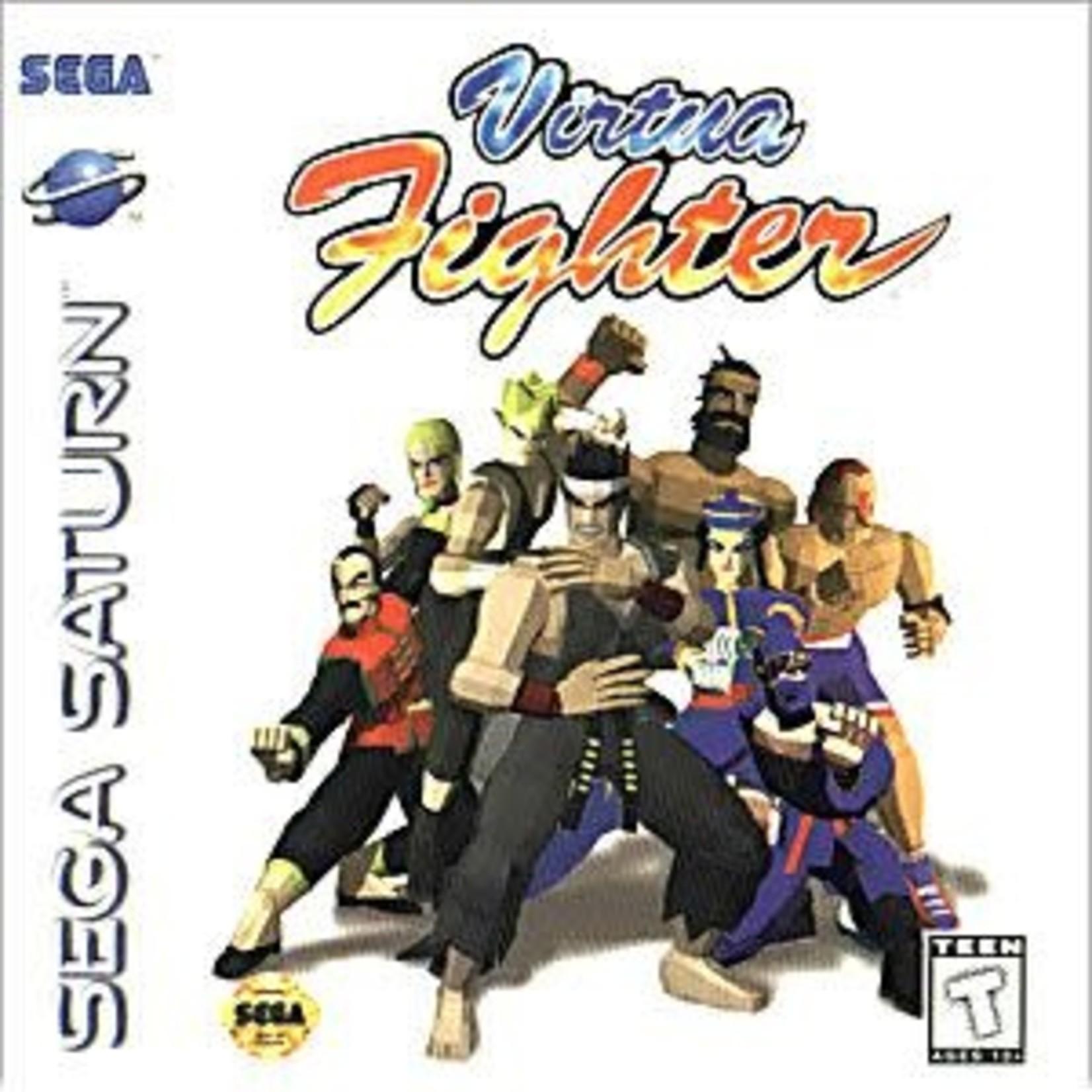 SCDU-Virtua Fighter