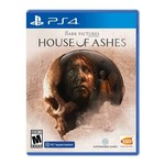 PS4-THE DARK PICTURES: HOUSE OF ASHES
