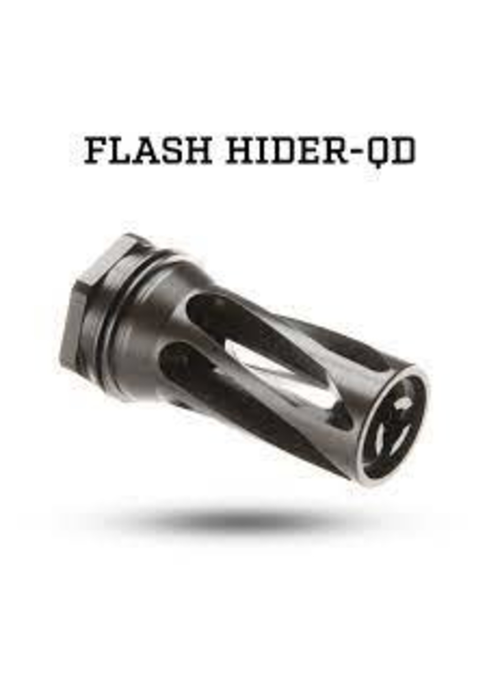 OSS SUPPRESSORS OSS FLASH HIDER-QD 556 1/2-28
