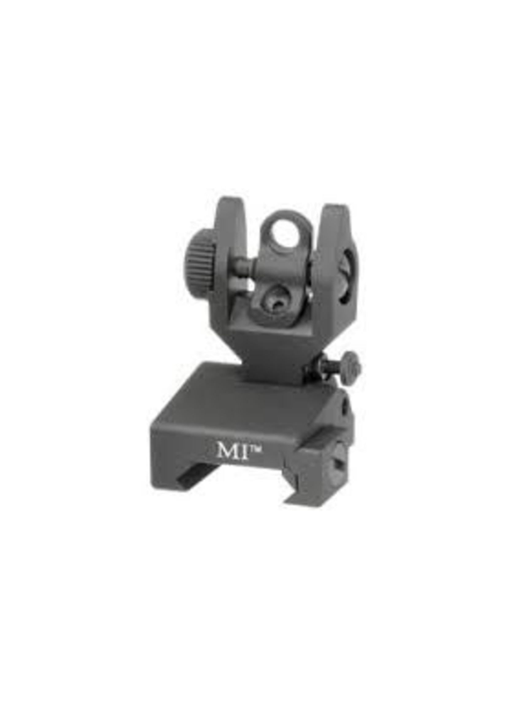 MIDWEST MIDWEST LOW PROFILE FLIP REAR SIGHT