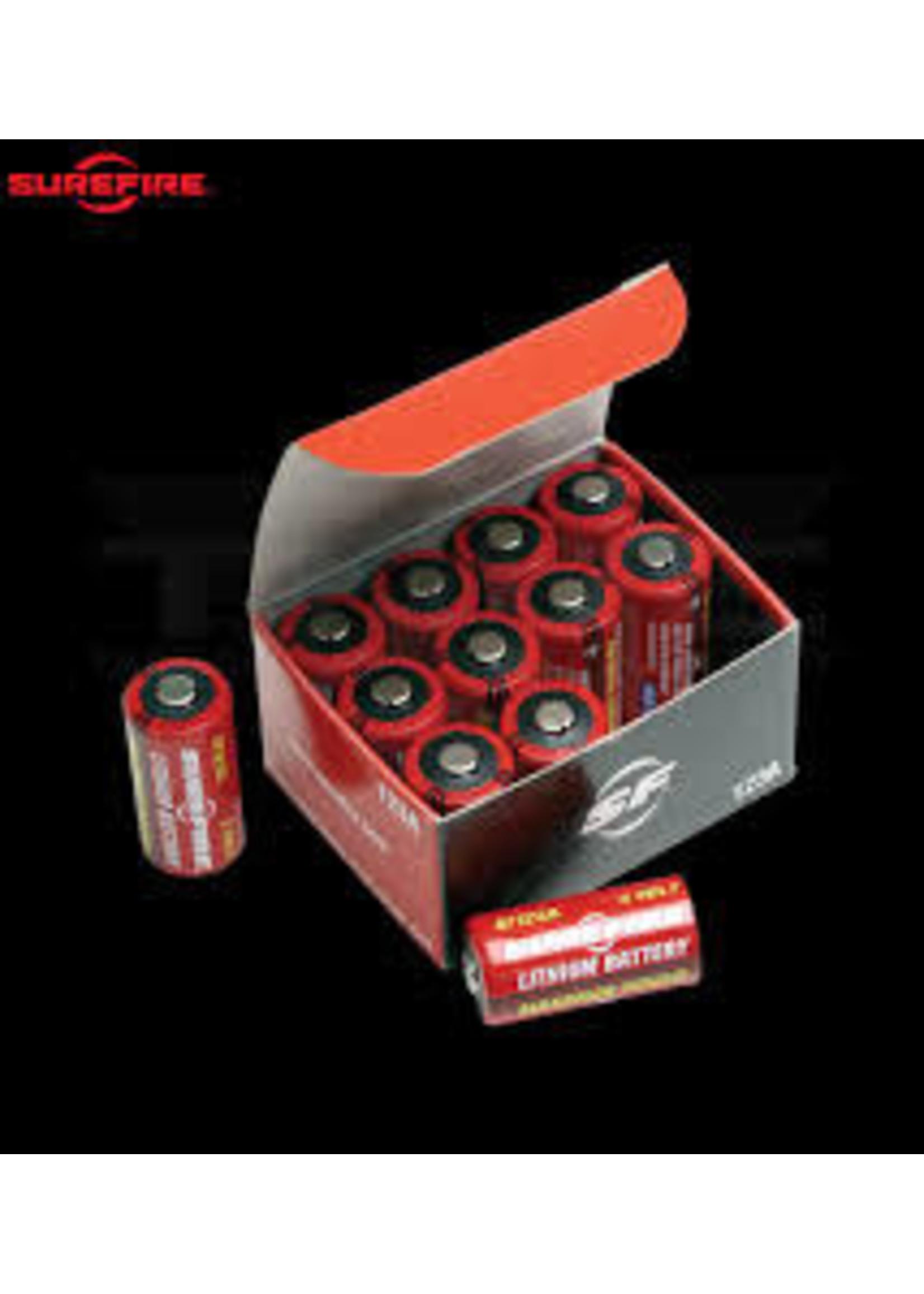 SUREFIRE SUREFIRE SF123A BATTERIES BOX