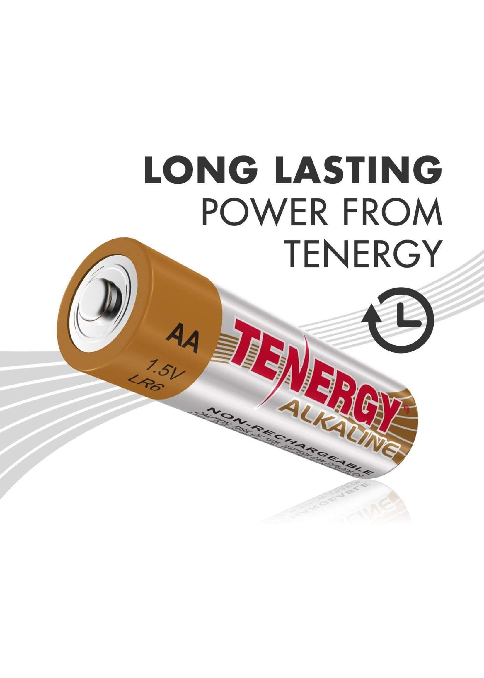 TENERGY AA BATTERY TENERGY