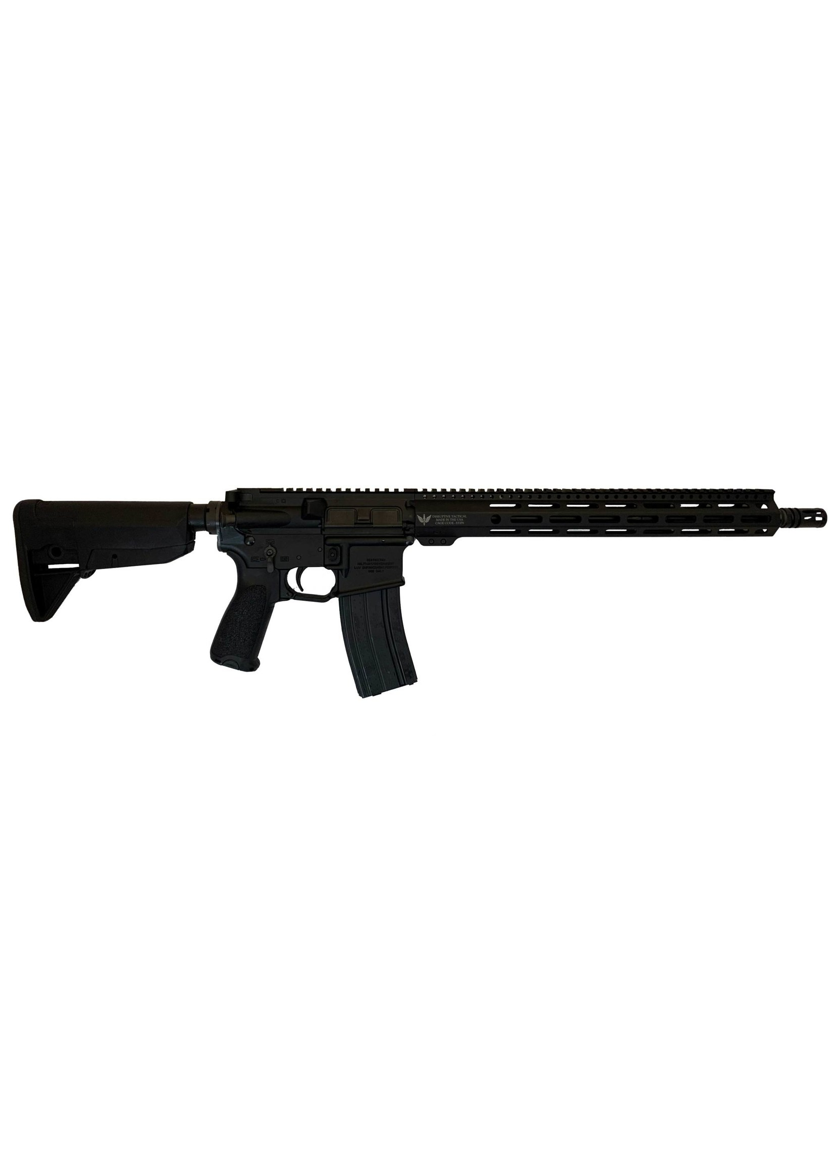 """Disruptive Tactical DT15 16"""" RIFLE"""