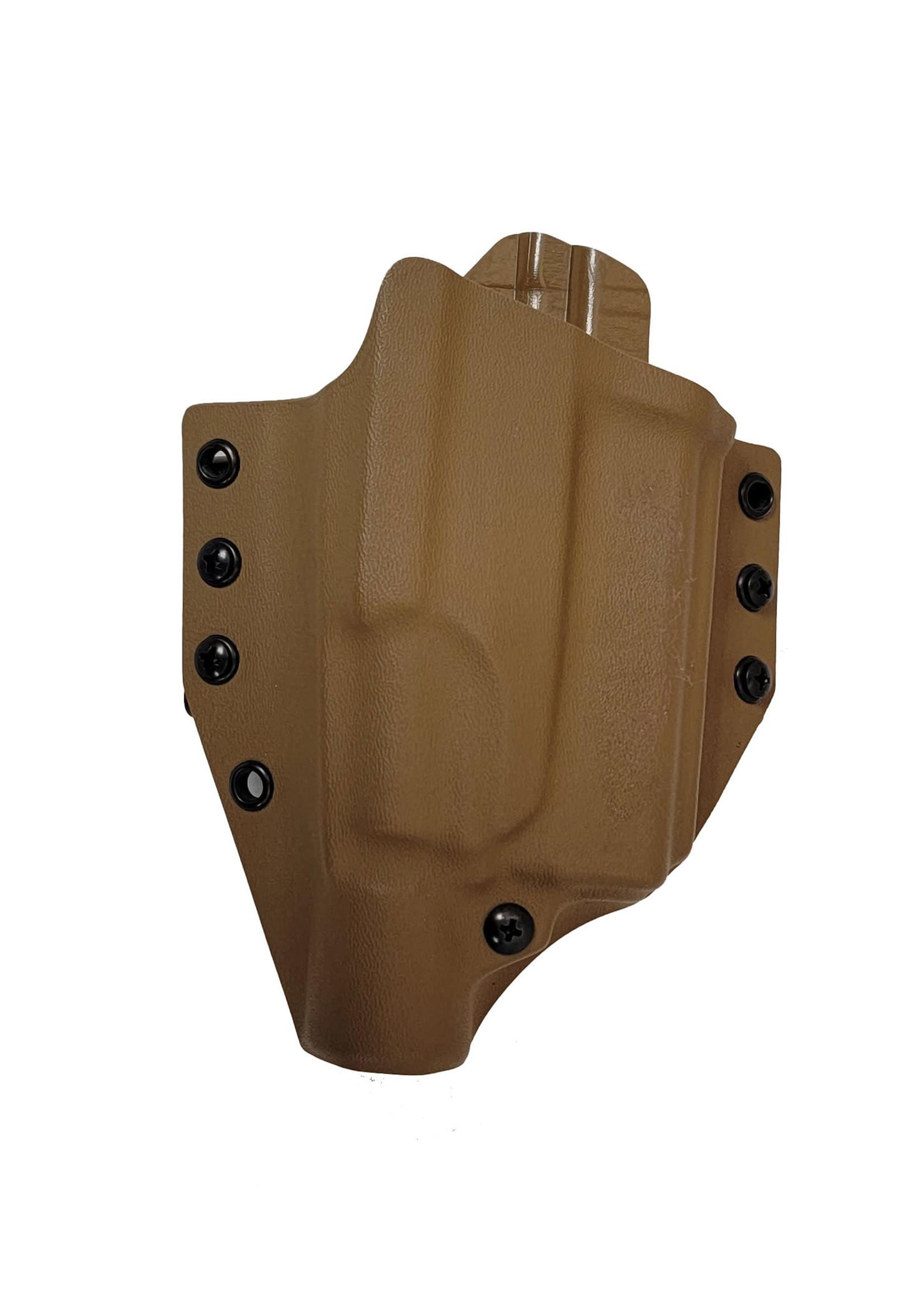 Disruptive Products CUSTOM TAN GLOCK 19 W/ X300 RIGHT HAND HOLSTER