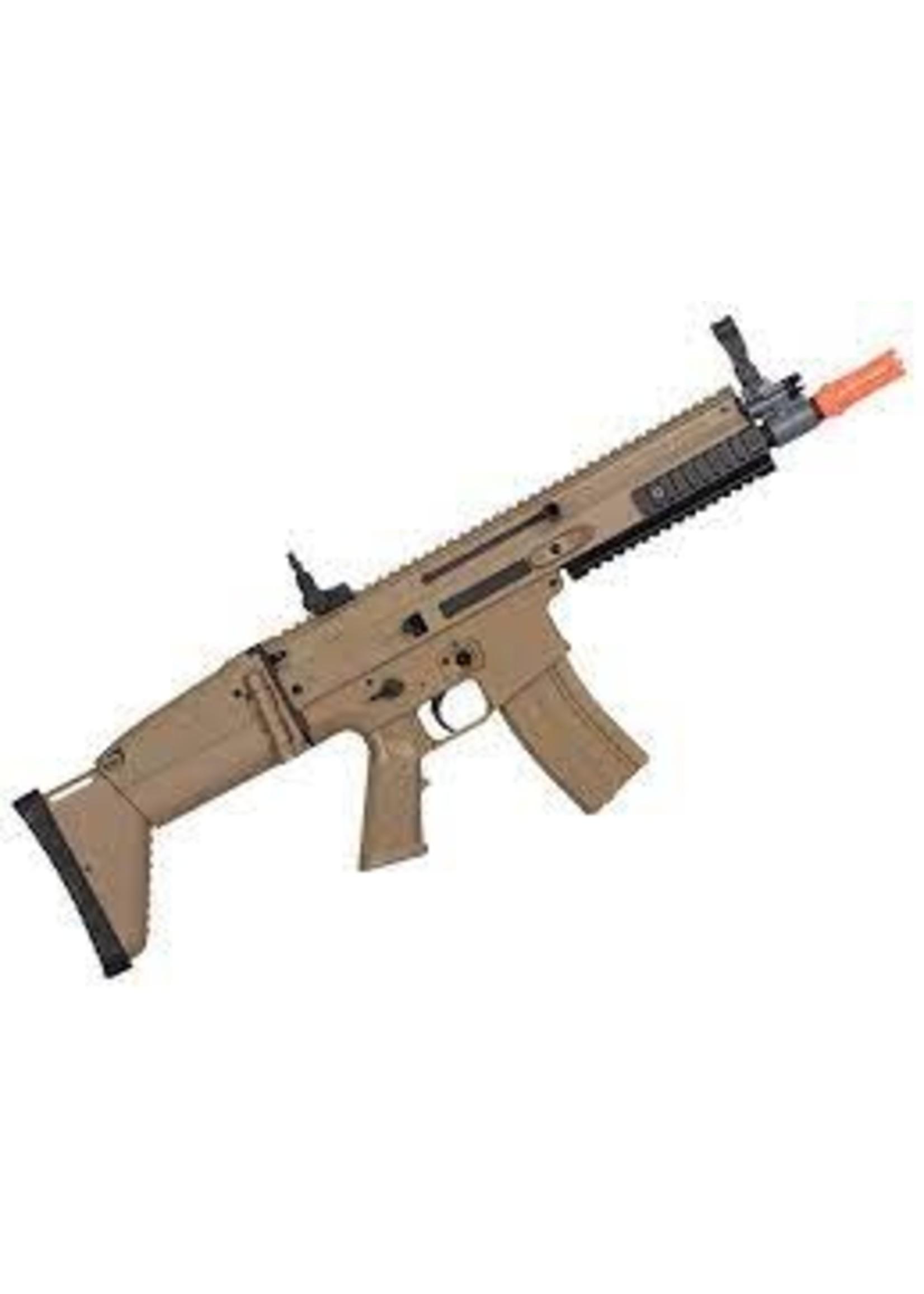 CYBERGUN FN Herstal Licensed SCAR-L Airsoft AEG Rifle