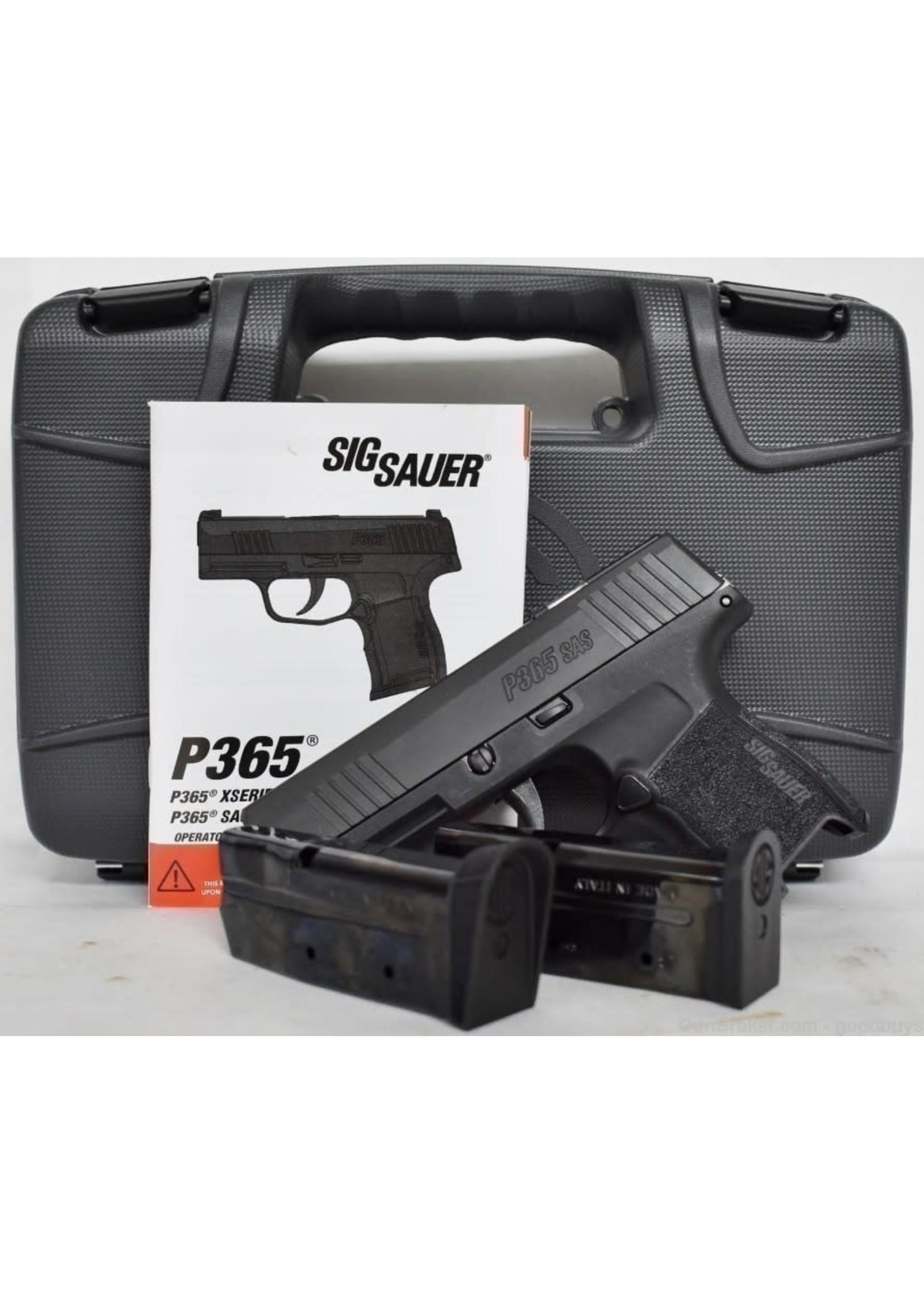SIG SIG P365 SAS 10RD 9MM