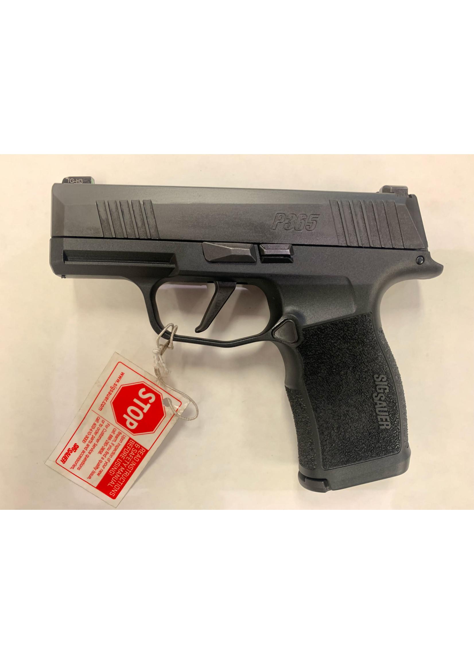 "Sig Sauer P365 Custom X 3.1"" w/XL Grip Module/X Trigger"