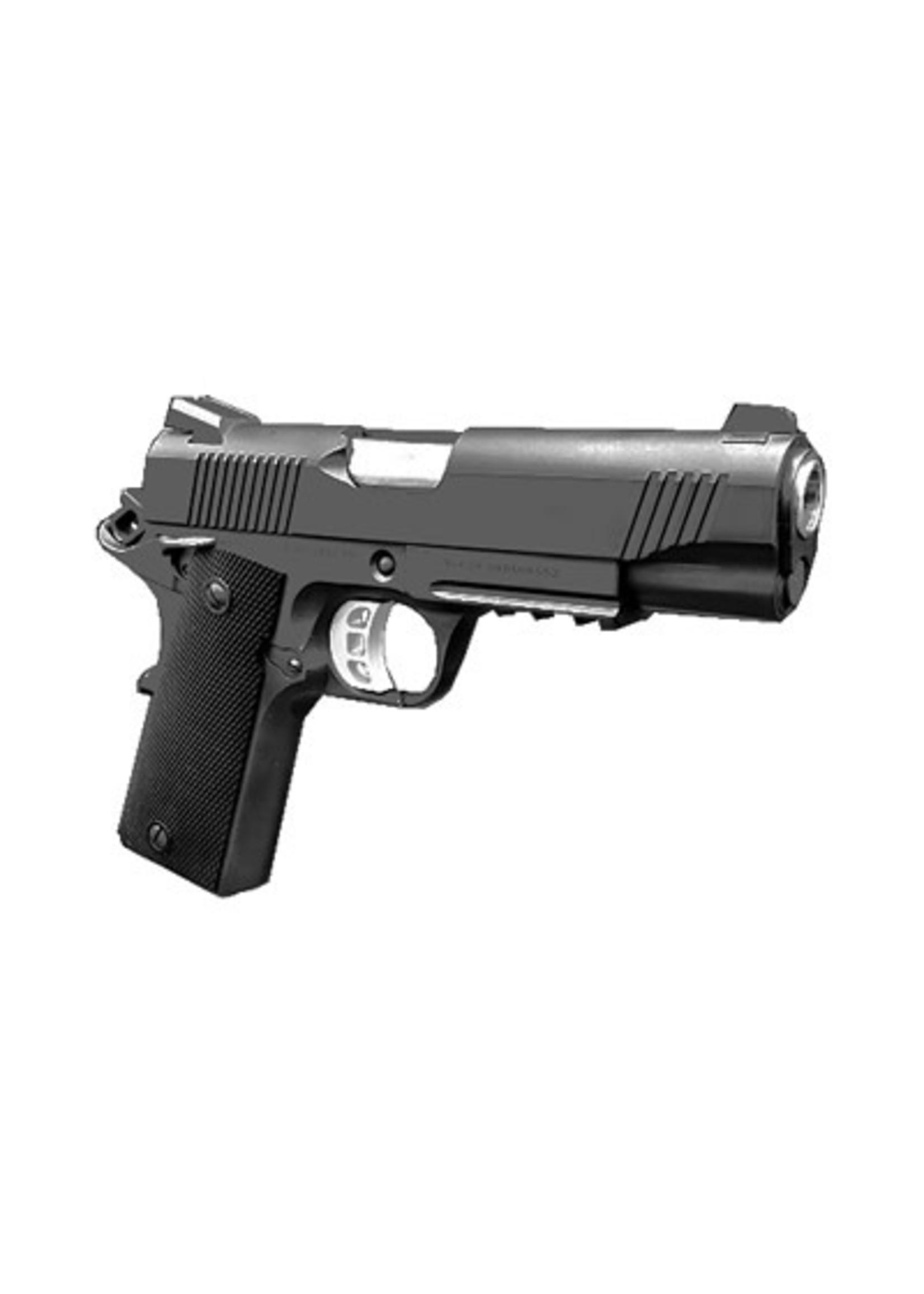 SDS SDS 1911 B45R 45ACP 4.25 BLK W/RAIL