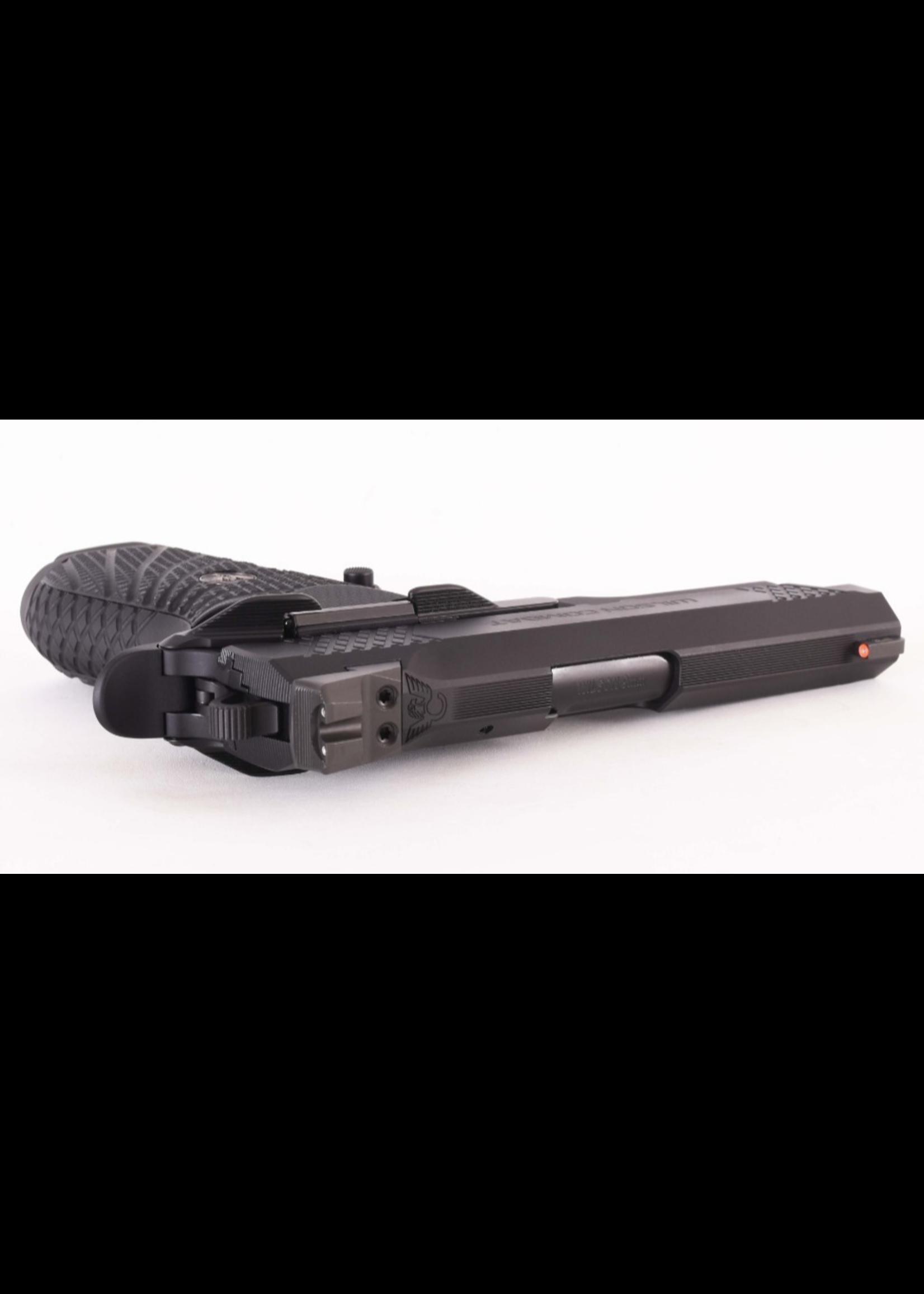 WILSON COMBAT EDC X9 DT Black Edition 9mm Lightrail, NS, Ambi