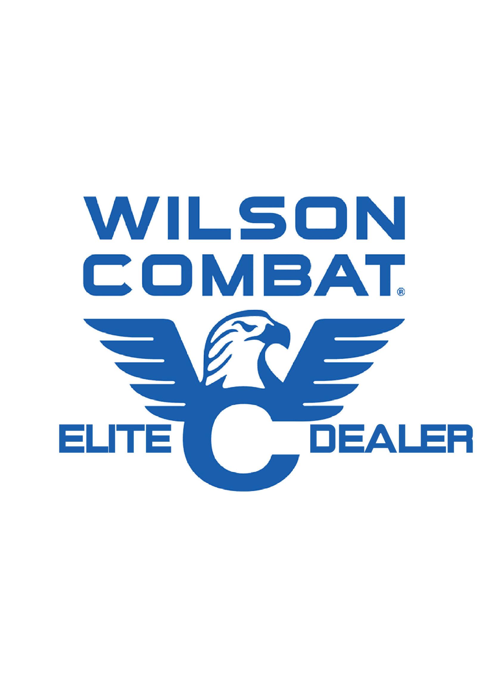 WILSON COMBAT EDC X9L w/Experior Frame, Optic Cut, DT Black Edition, 9mm, Lightrail, Magwell, NS, Ambi
