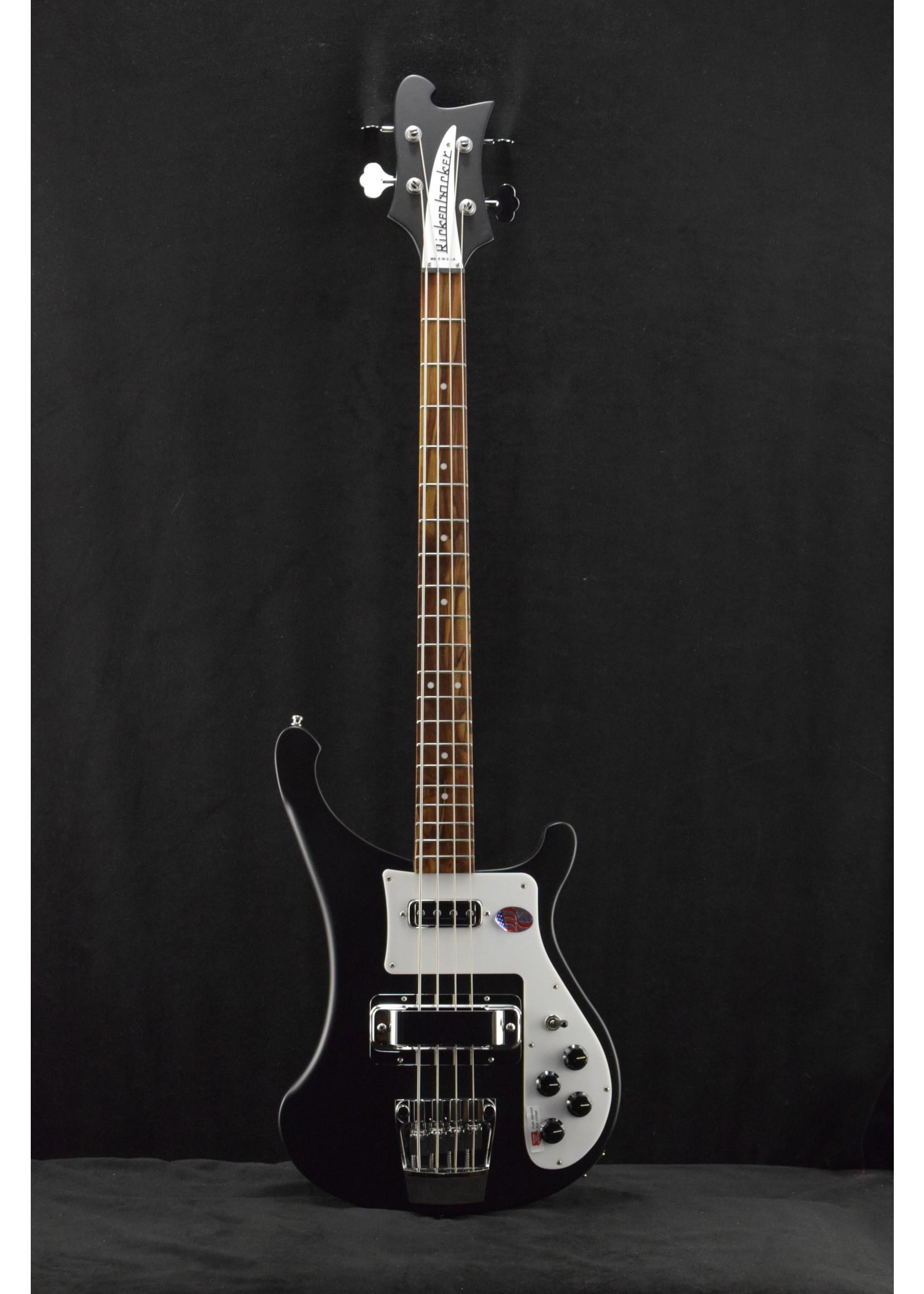Rickenbacker Rickenbacker 4003S Bass Guitar Matte Black