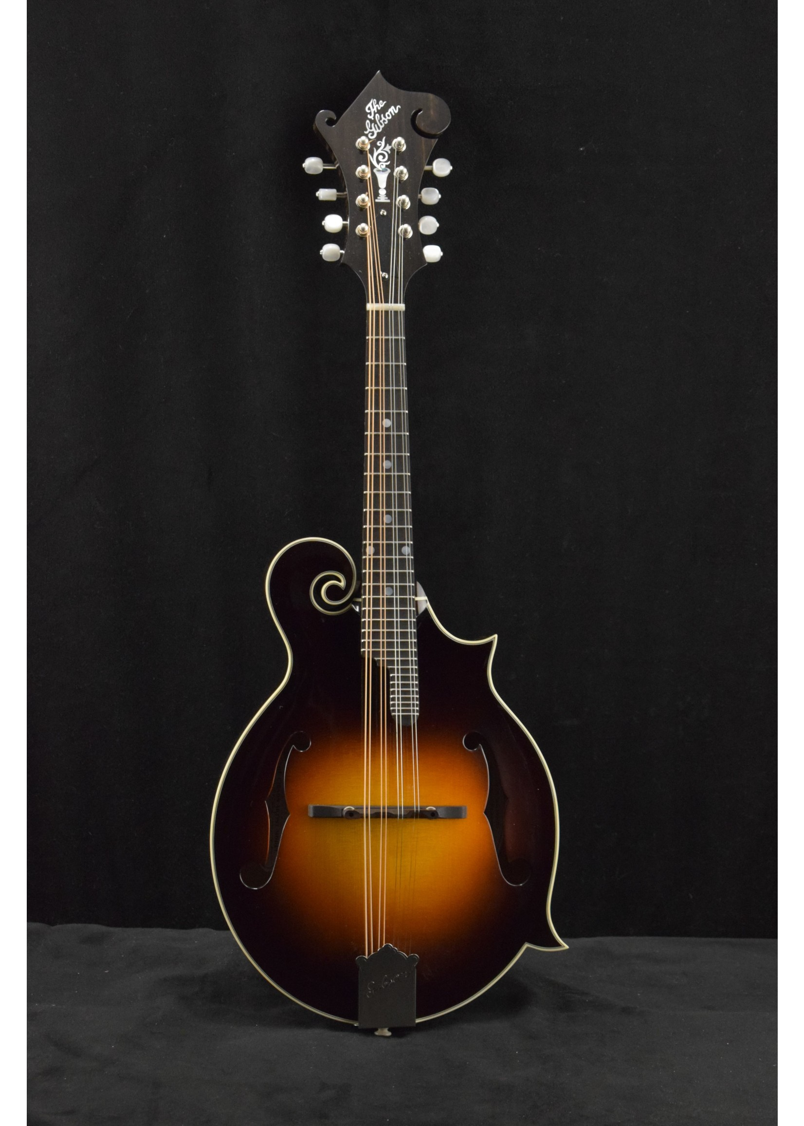 Gibson Gibson F5-G Mandolin Cremona Top/Brown Back and Sides