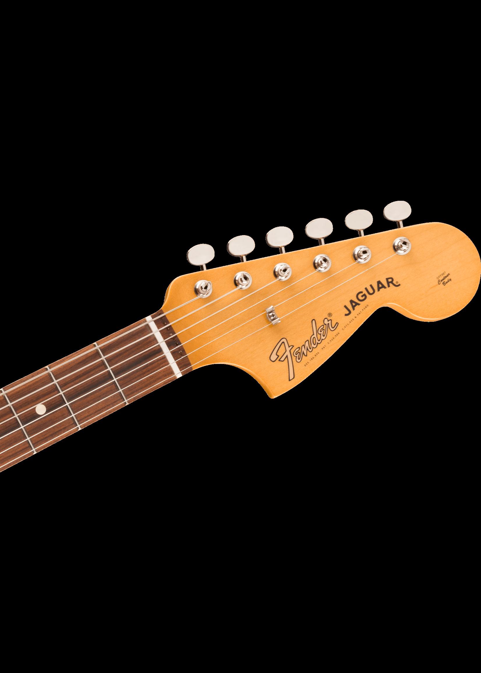 Fender Fender Vintera '60s Jaguar with Pau Ferro Fretboard 3-Color Sunburst