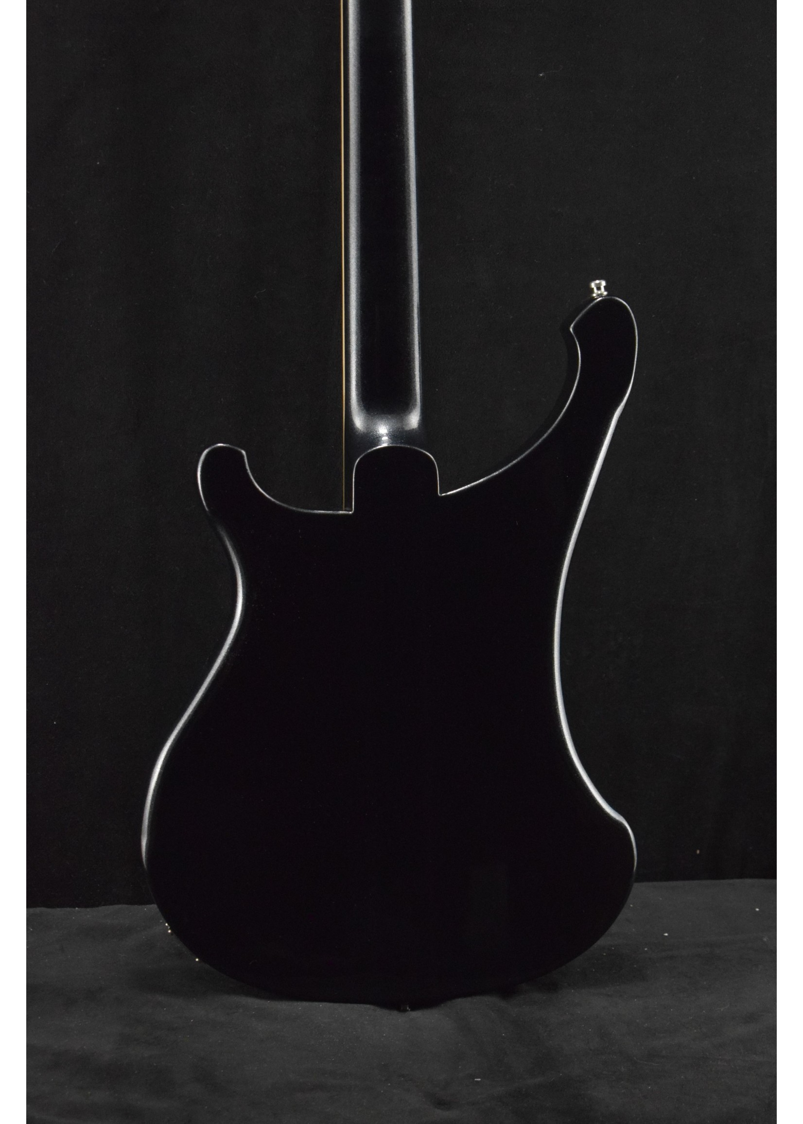 Rickenbacker Rickenbacker 4003S Maple Fretboard Jetglo Pearlstar w/Molded Black Hardshell Case
