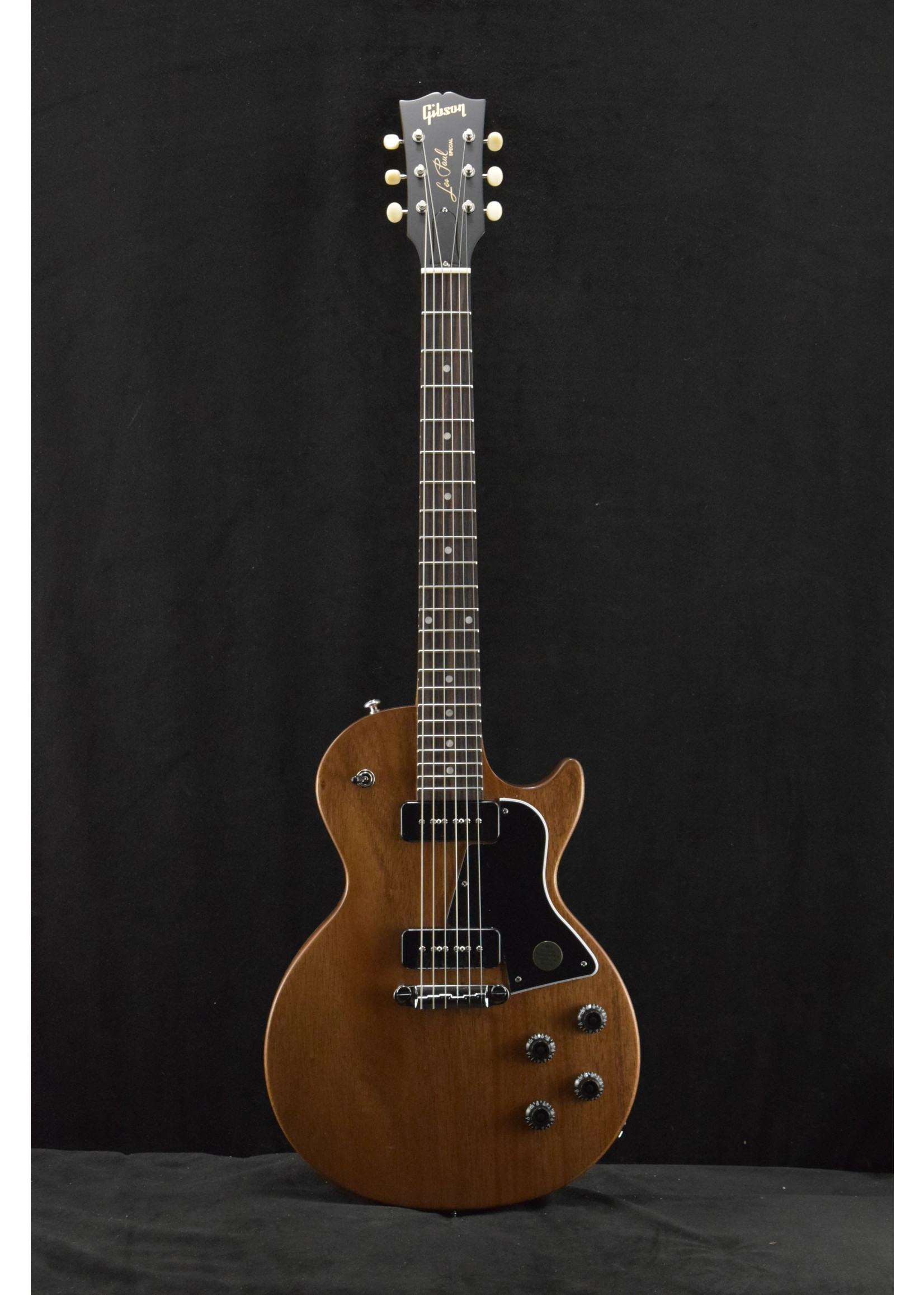 Gibson Gibson Les Paul Special Tribute P-90 Natural Walnut Satin