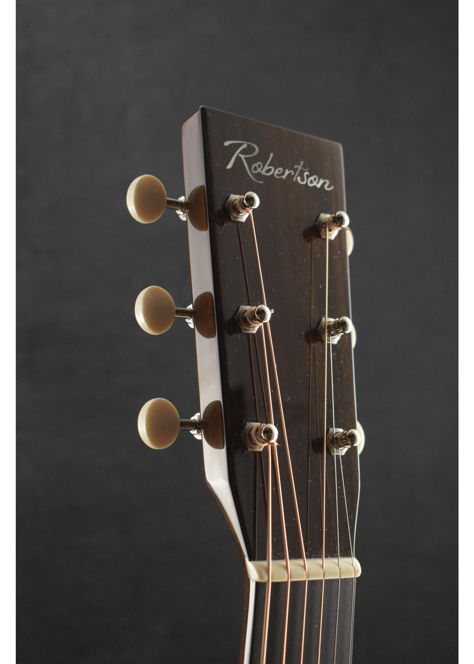 Robertson Robertson D-40 Toriffied Sitka/Wenge with K&K Pure Mini