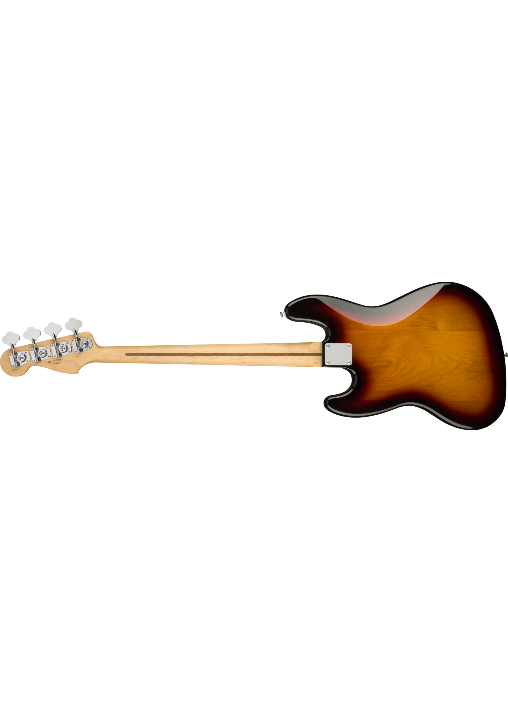 Fender Fender Player Jazz Bass Fretless with Pau Ferro Fretboard 3-Color Sunburst