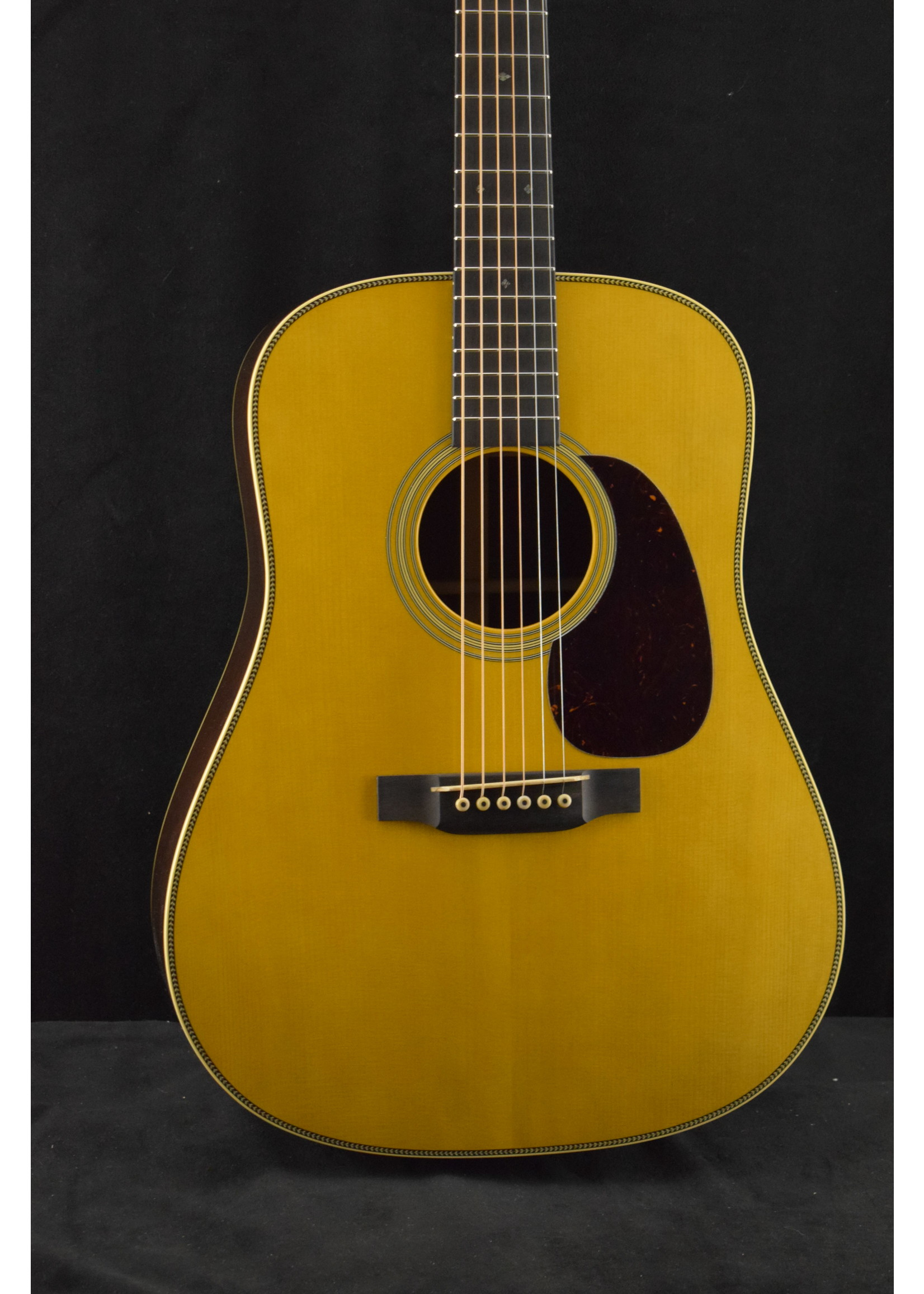 Martin Martin Custom Shop D-28 Authentic 1937 Vintage Low Gloss w/ Stage 1 Aging Natural