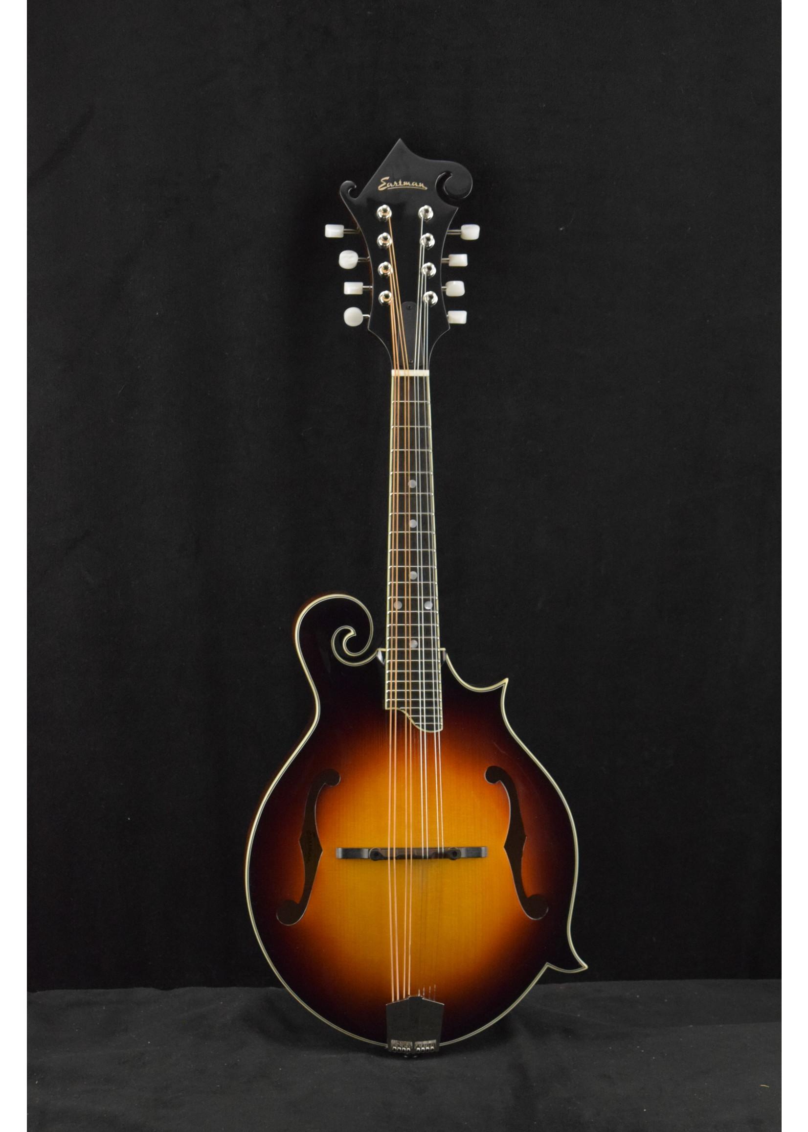 Eastman Eastman MD515-CS F-Style F-Hole Mandolin Classic Sunburst