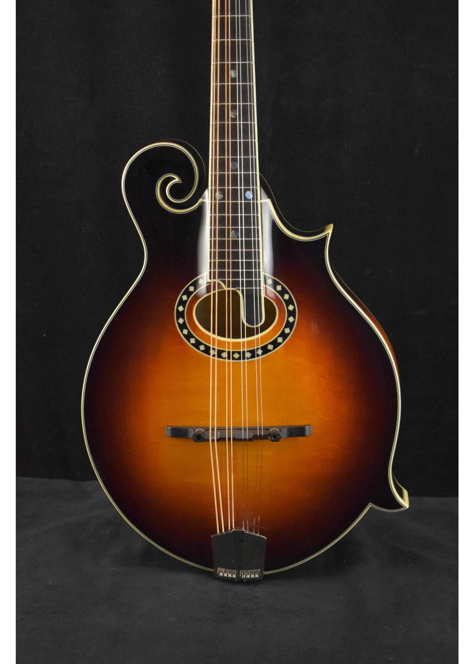 Eastman Eastman MD814-SB F-Style Oval-Hole Mandolin Sunburst