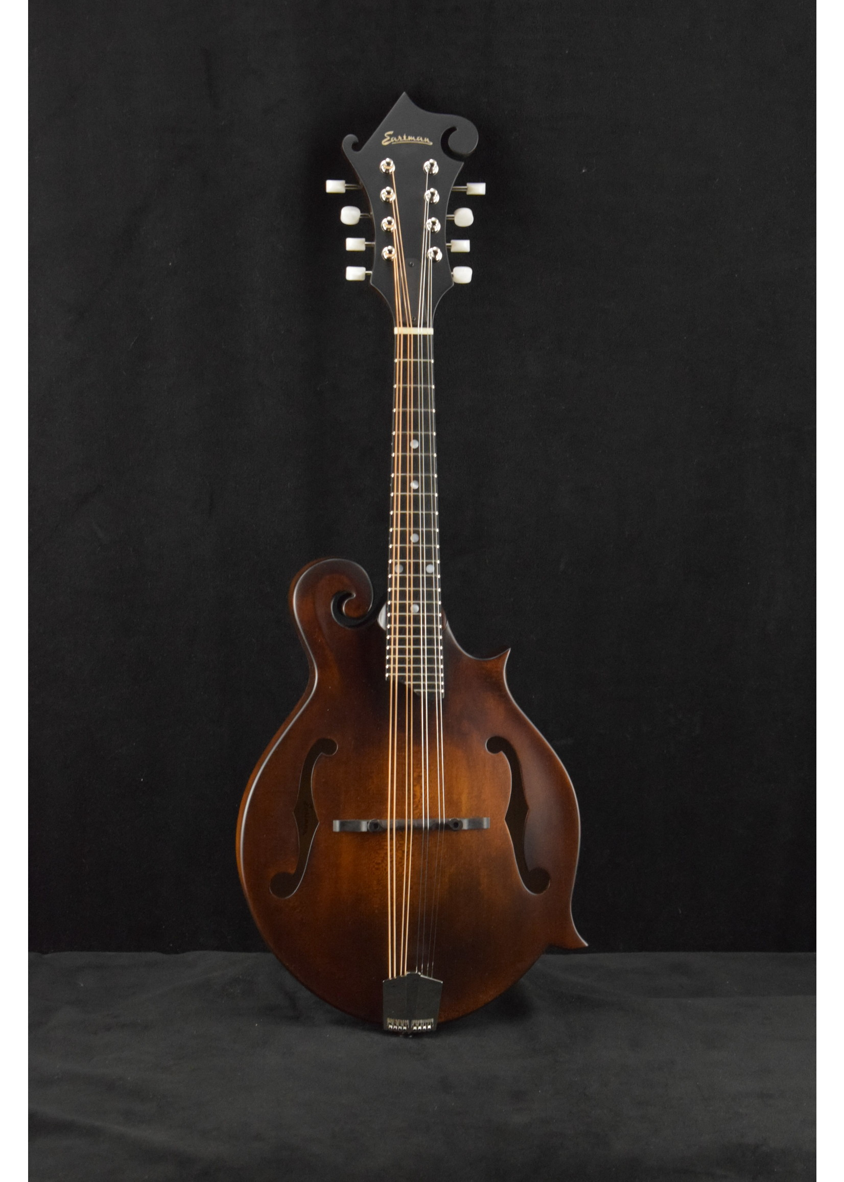 Eastman Eastman MD515CC/n F-Style F-Hole Mandolin Classic Vintage Nitro Finish