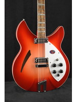 Rickenbacker Rickenbacker 360/12C63 12-String Fireglo w/Vintage Silver Vinyl Hardshell Case