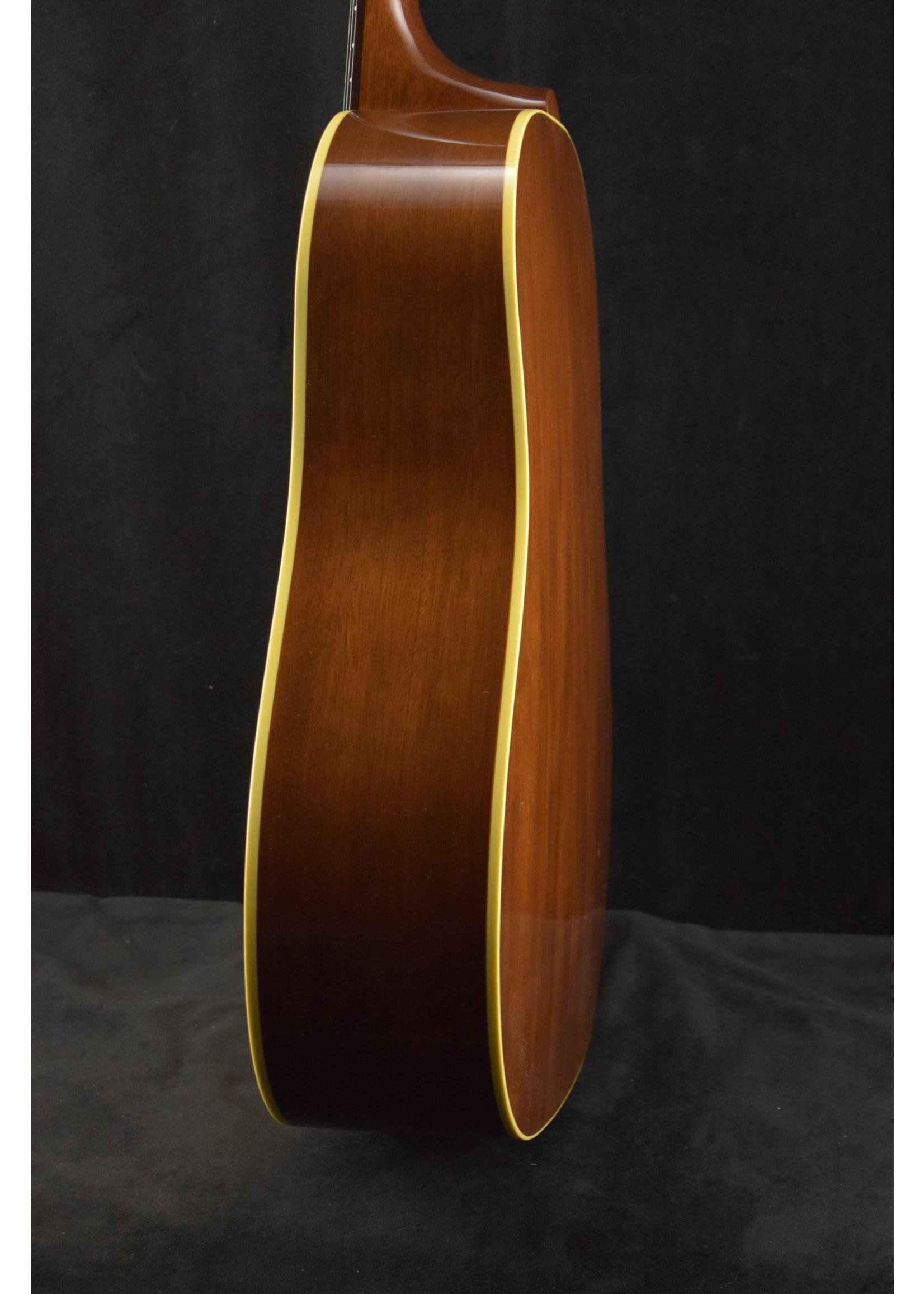 Gibson Gibson 60's J-50 Original, Adjustable Saddle (No Pickup) Antique Natural