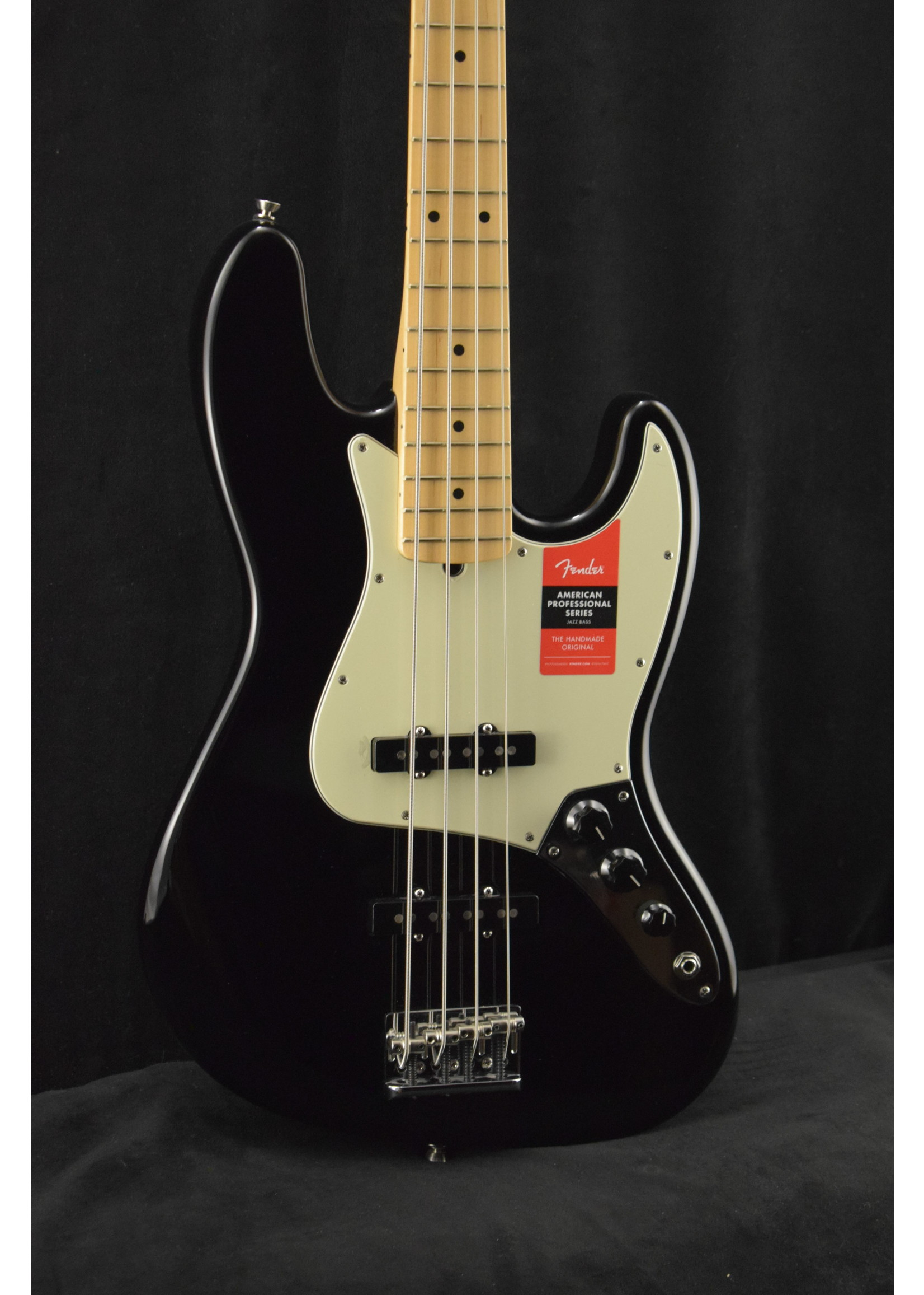 Fender Fender American Professional Jazz Bass Black Maple Fretboard