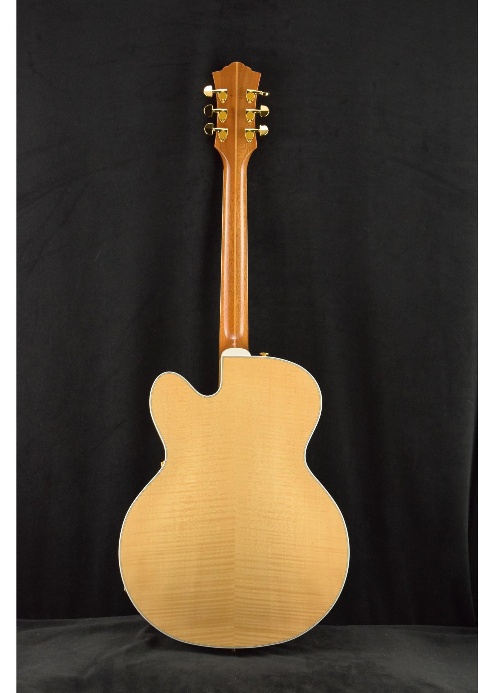Guild Guild GSR X-180 Blonde Archtop Electric Guitar (#20 of 20)
