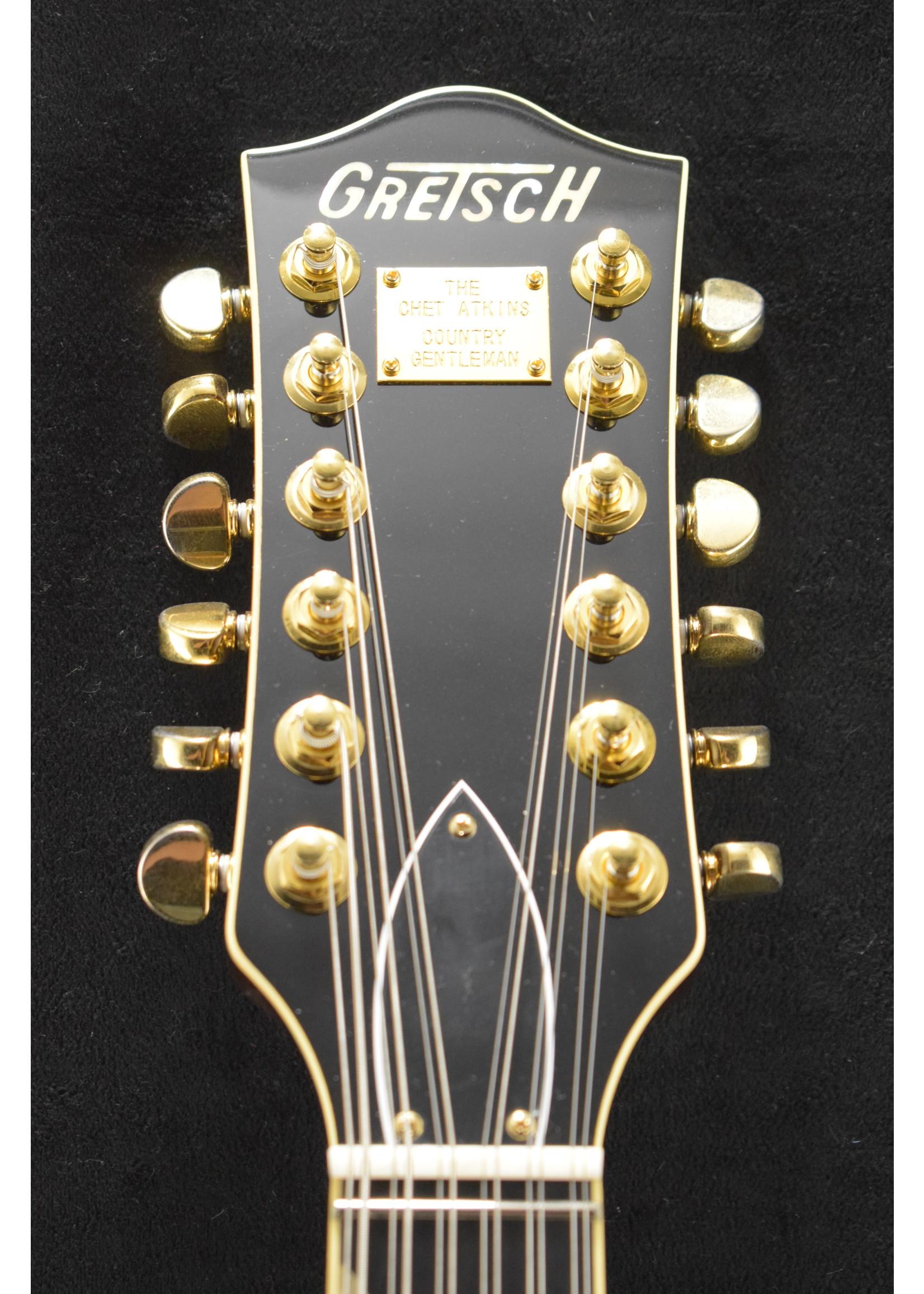Gretsch Gretsch G6122-6212 VS '62 Chet Atkins Country Gentleman 12-String Walnut Stain