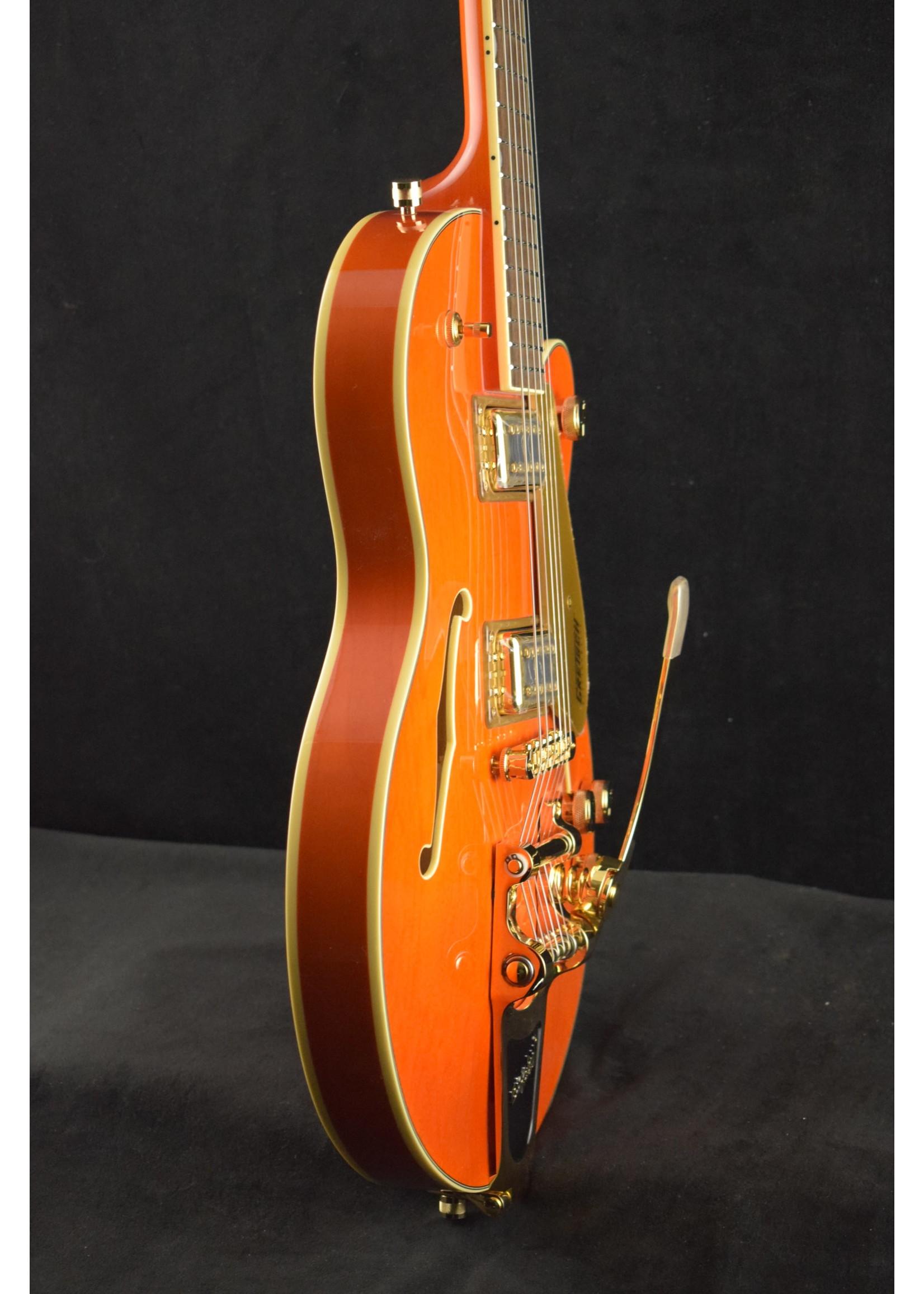 Gretsch Gretsch G5655TG Electromatic Center Block Jr. Orange Stain
