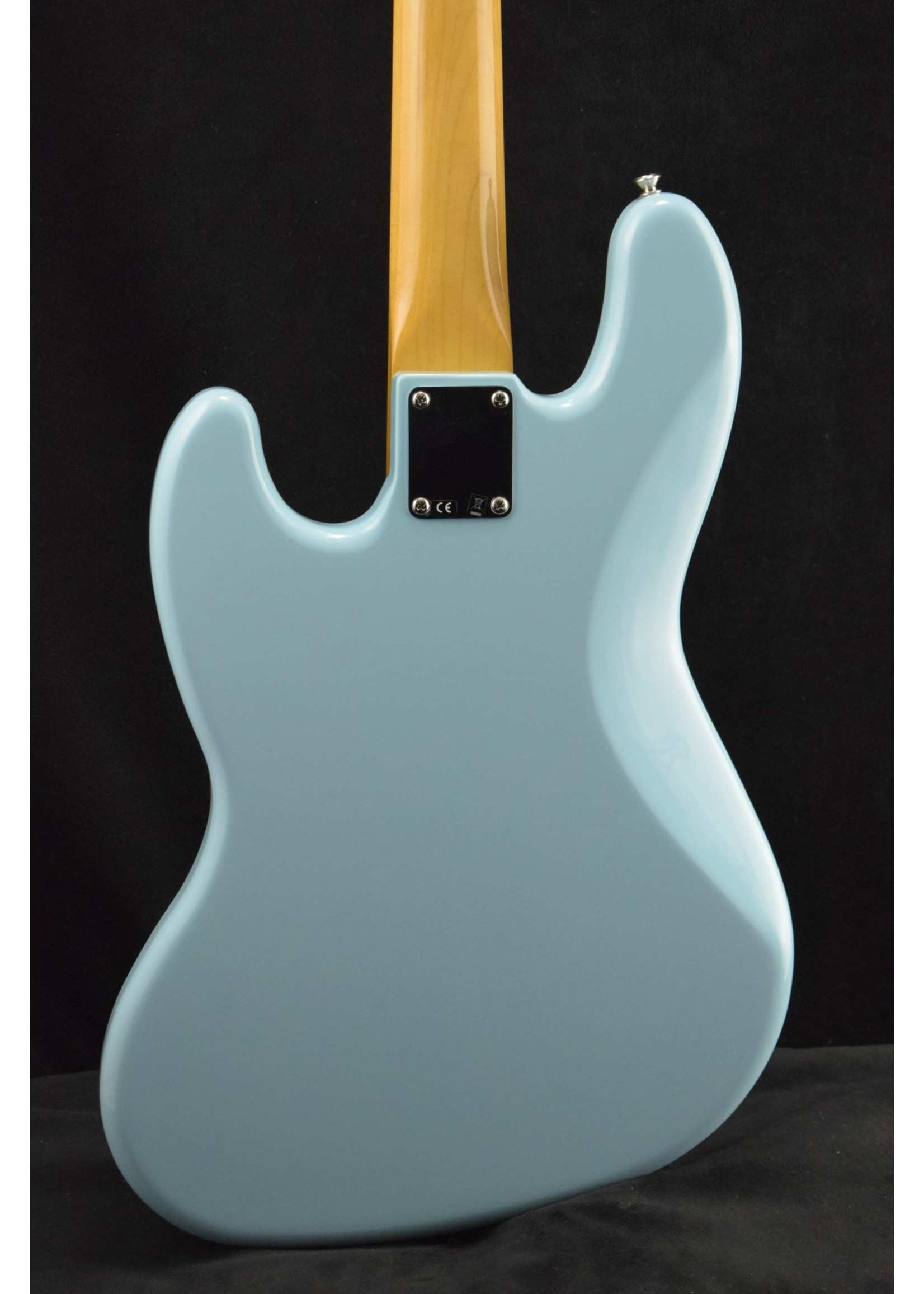 Fender Fender Vintera '60s Jazz Bass Daphne Blue