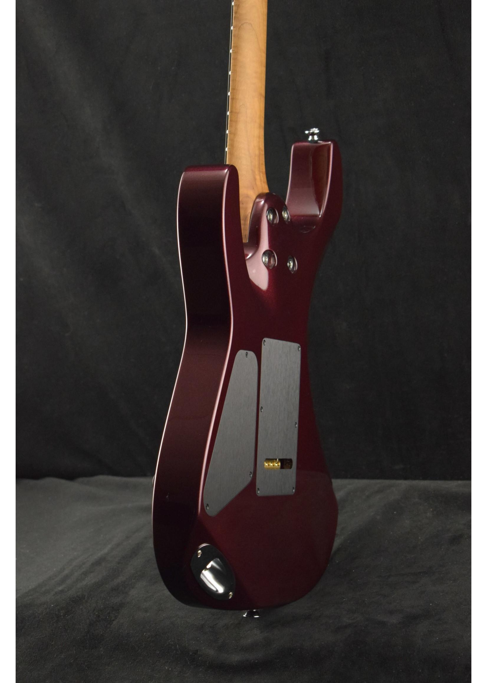 Charvel Charvel USA Select DK24 HH 2PT Oxblood