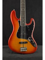 Fender Fender Rarities Flame Ash Top Jazz Bass Plasma Red Burst