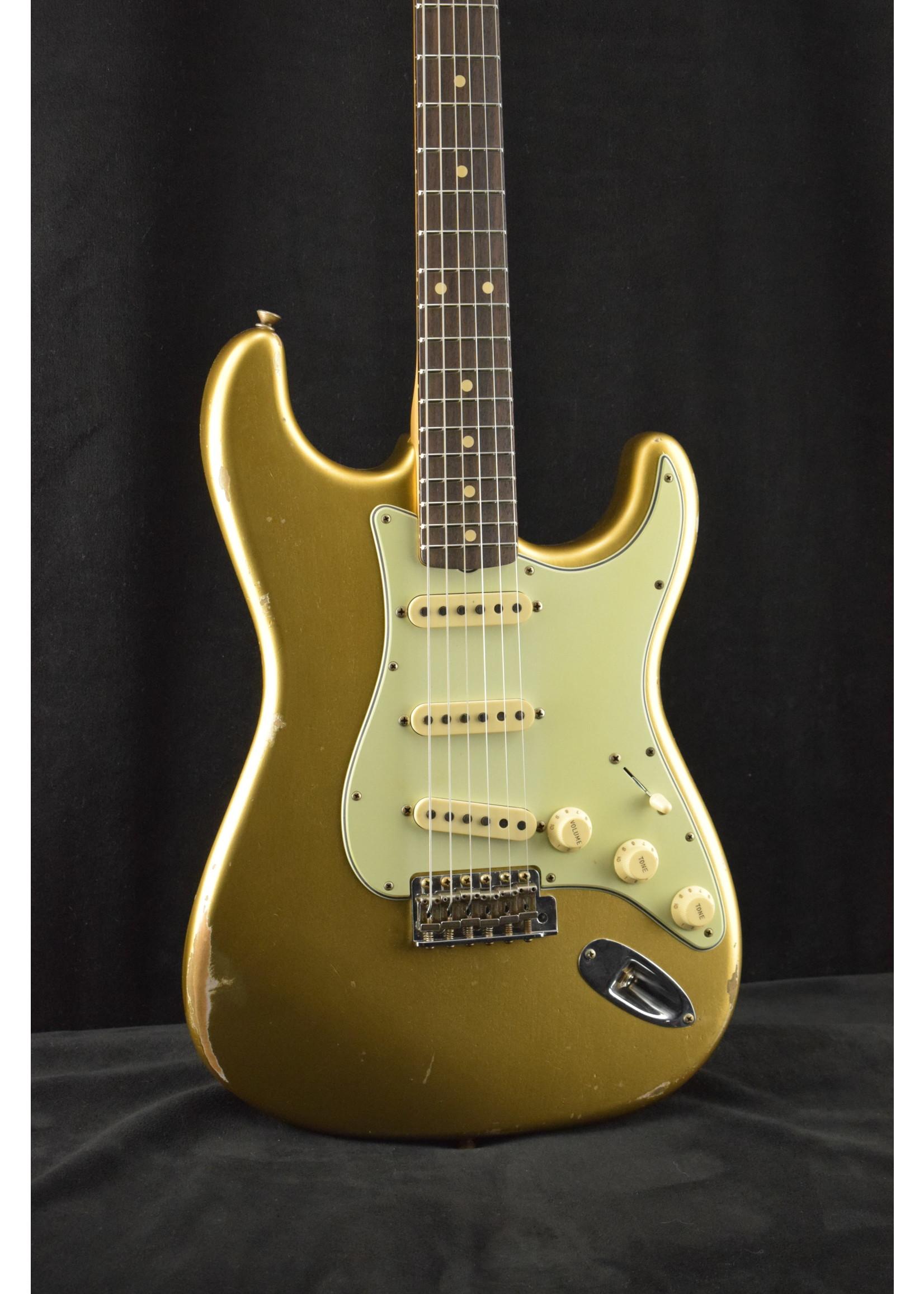 Fender Fender 1960 Stratocaster Relic Aged Aztec Gold